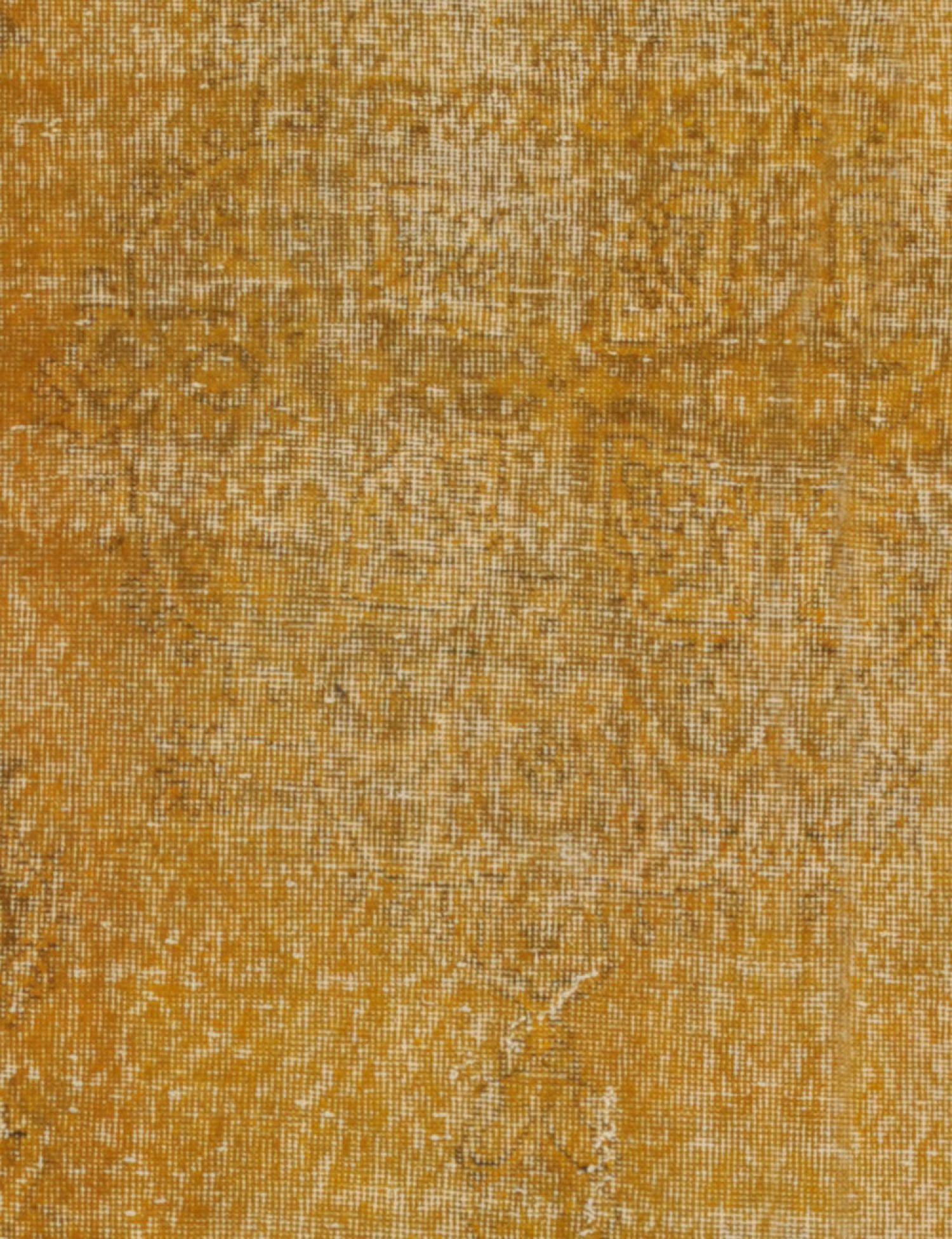 Tappeto Vintage  giallo <br/>212 x 123 cm
