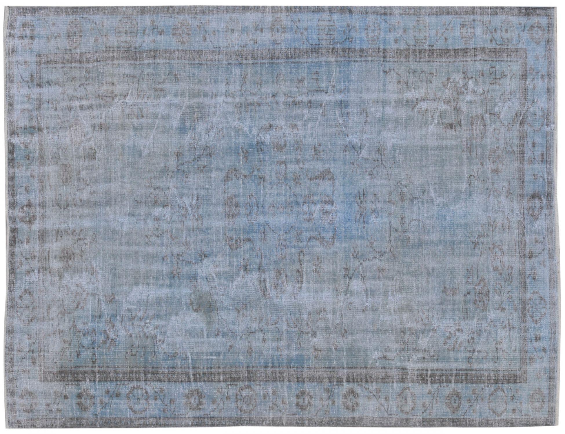 Vintage Matta  blå <br/>301 x 182 cm