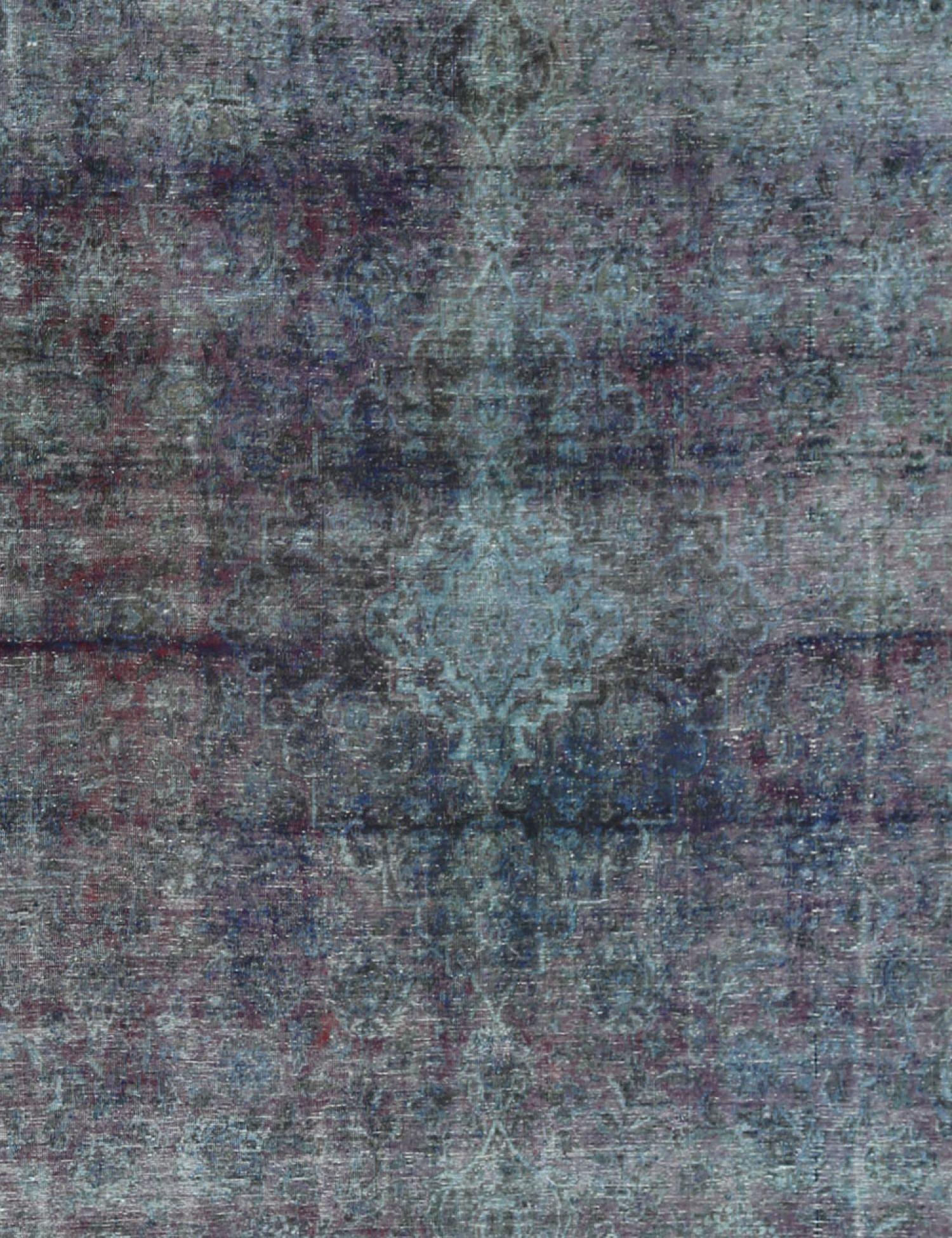 Vintage Teppich  blau <br/>350 x 250 cm