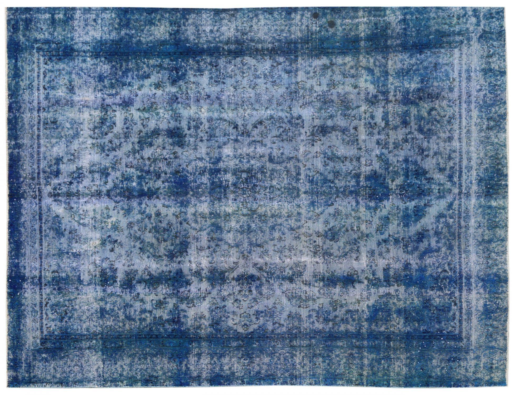 Vintage Carpet  blue <br/>340 x 266 cm