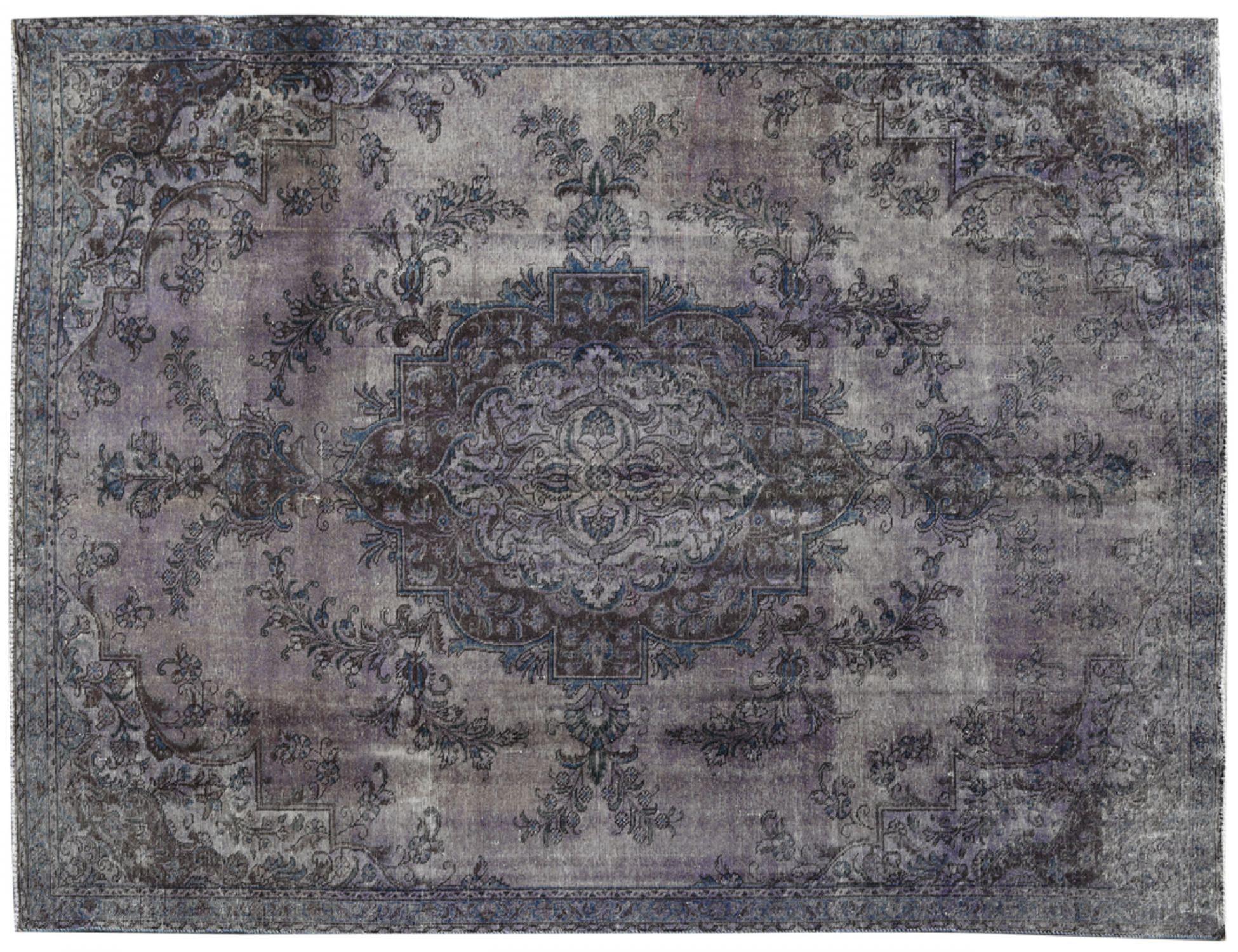 Tappeto Vintage  grigio <br/>306 x 215 cm
