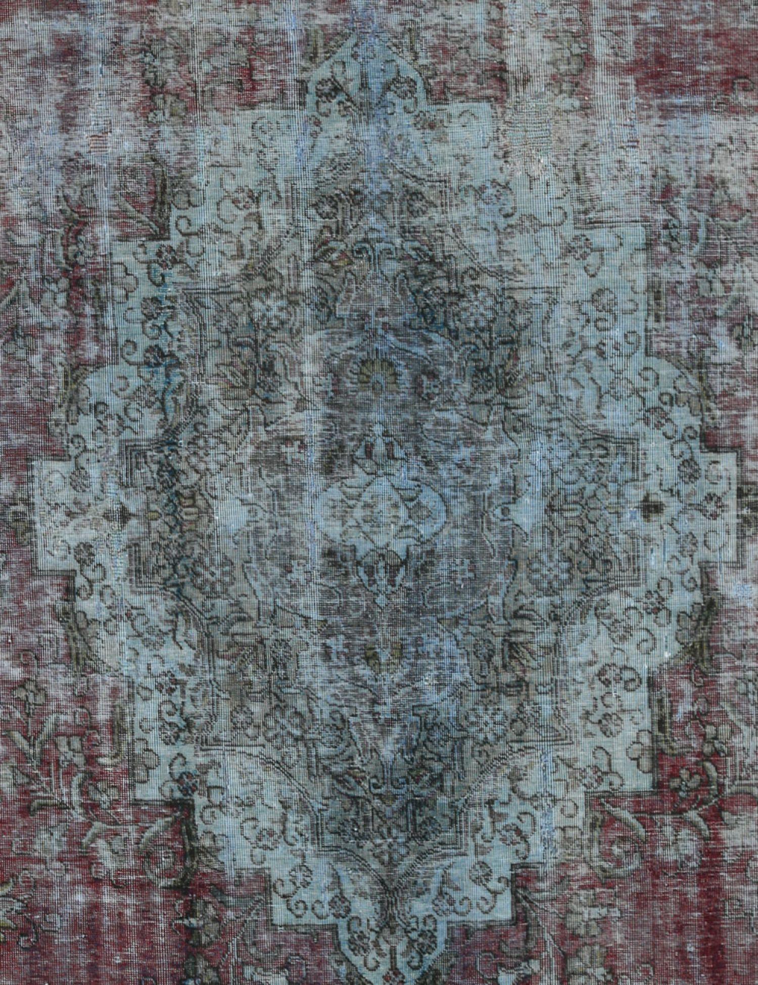 Tappeto Vintage  blu <br/>281 x 227 cm