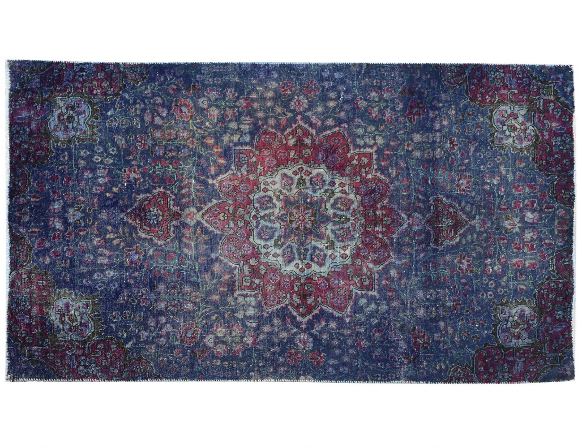 Vintage Carpet  sininen <br/>210 x 126 cm