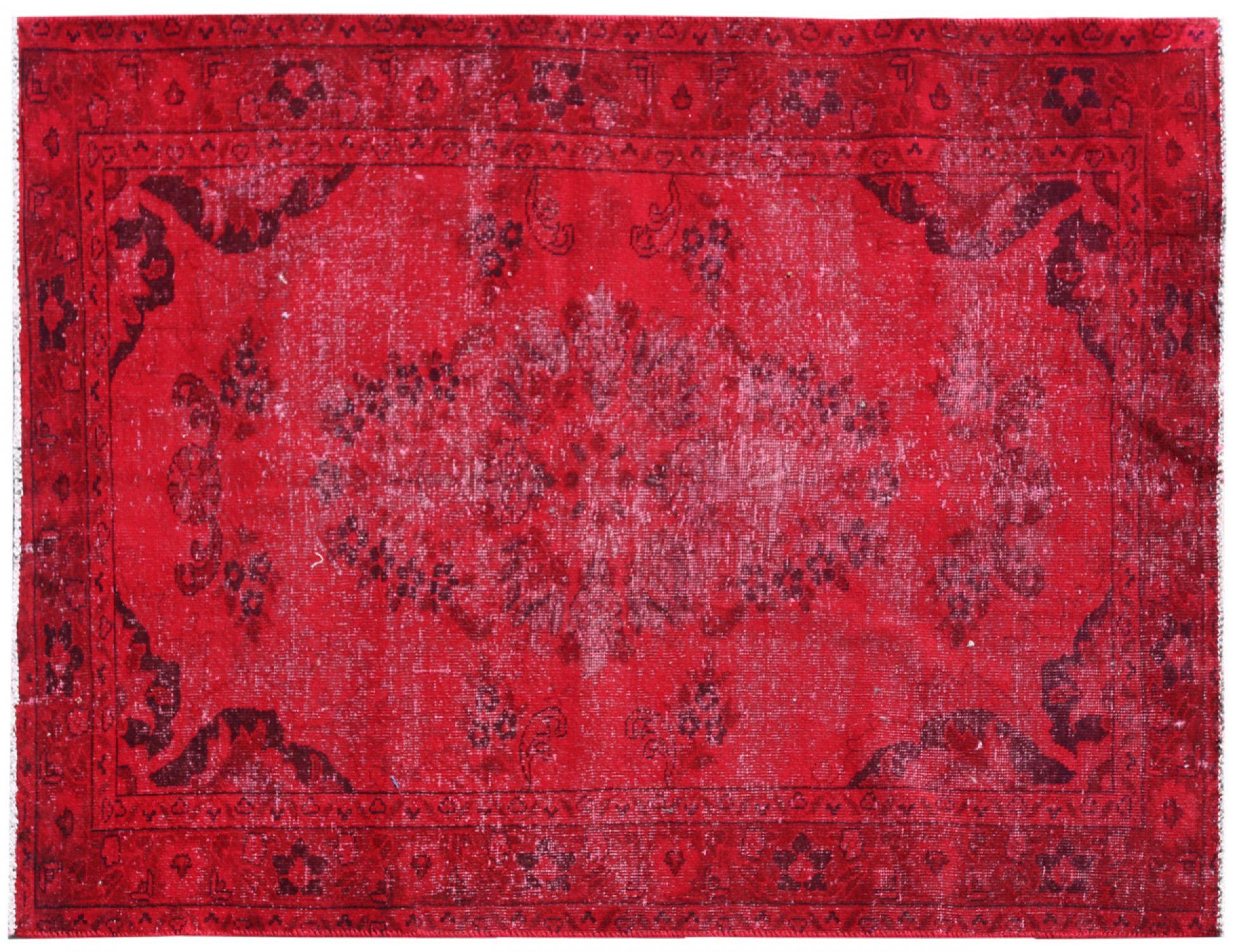 Vintage Matta  röd <br/>200 x 129 cm