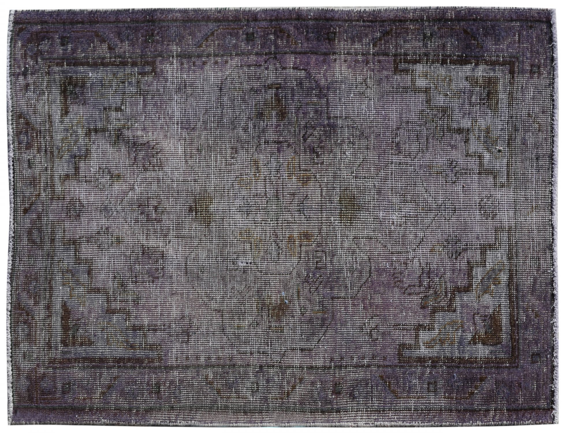 Tappeto Vintage  grigio <br/>123 x 95 cm
