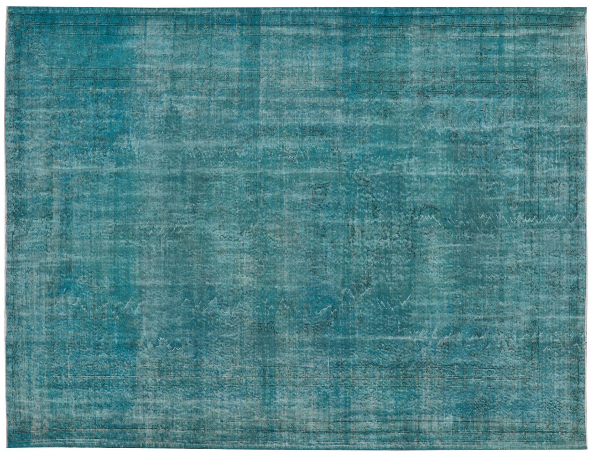 Vintage Teppich  blau <br/>325 x 216 cm