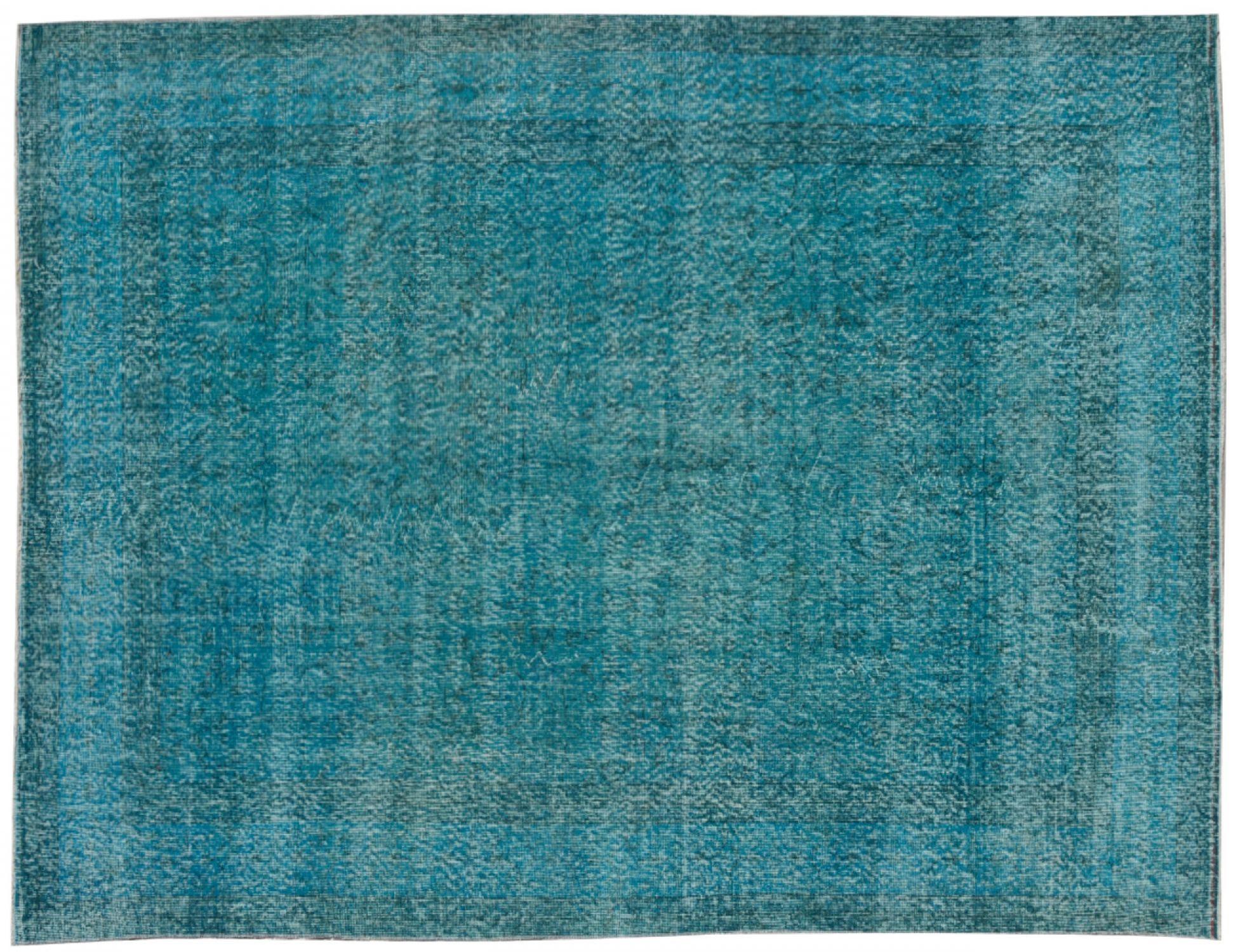 Vintage Teppich  blau <br/>287 x 200 cm