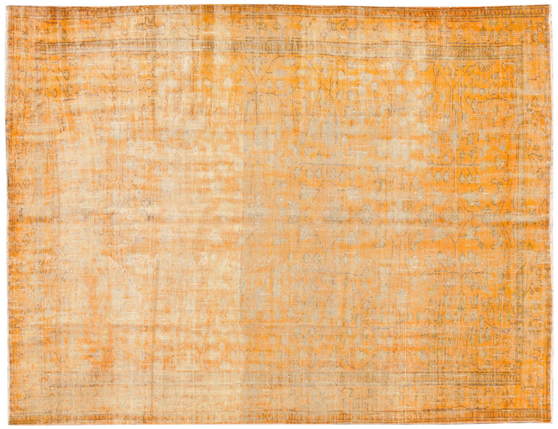 Tappeto Vintage  arancio <br/>312 x 221 cm