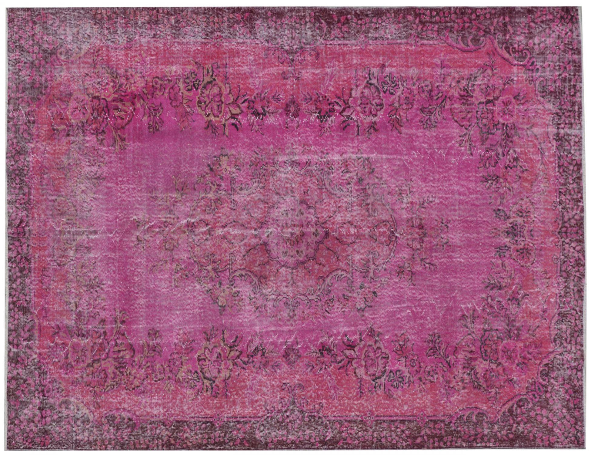 Vintage Matta  lila <br/>320 x 205 cm