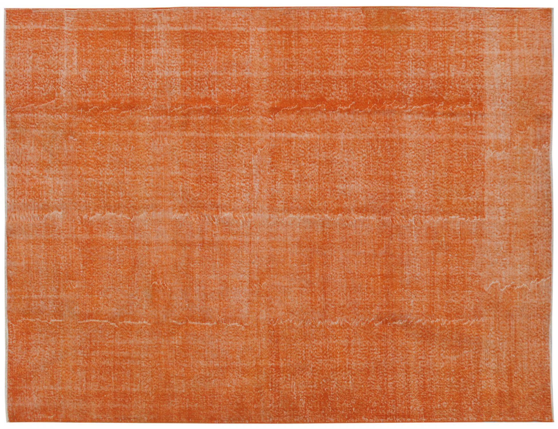 Vintage Teppich  orange <br/>302 x 210 cm