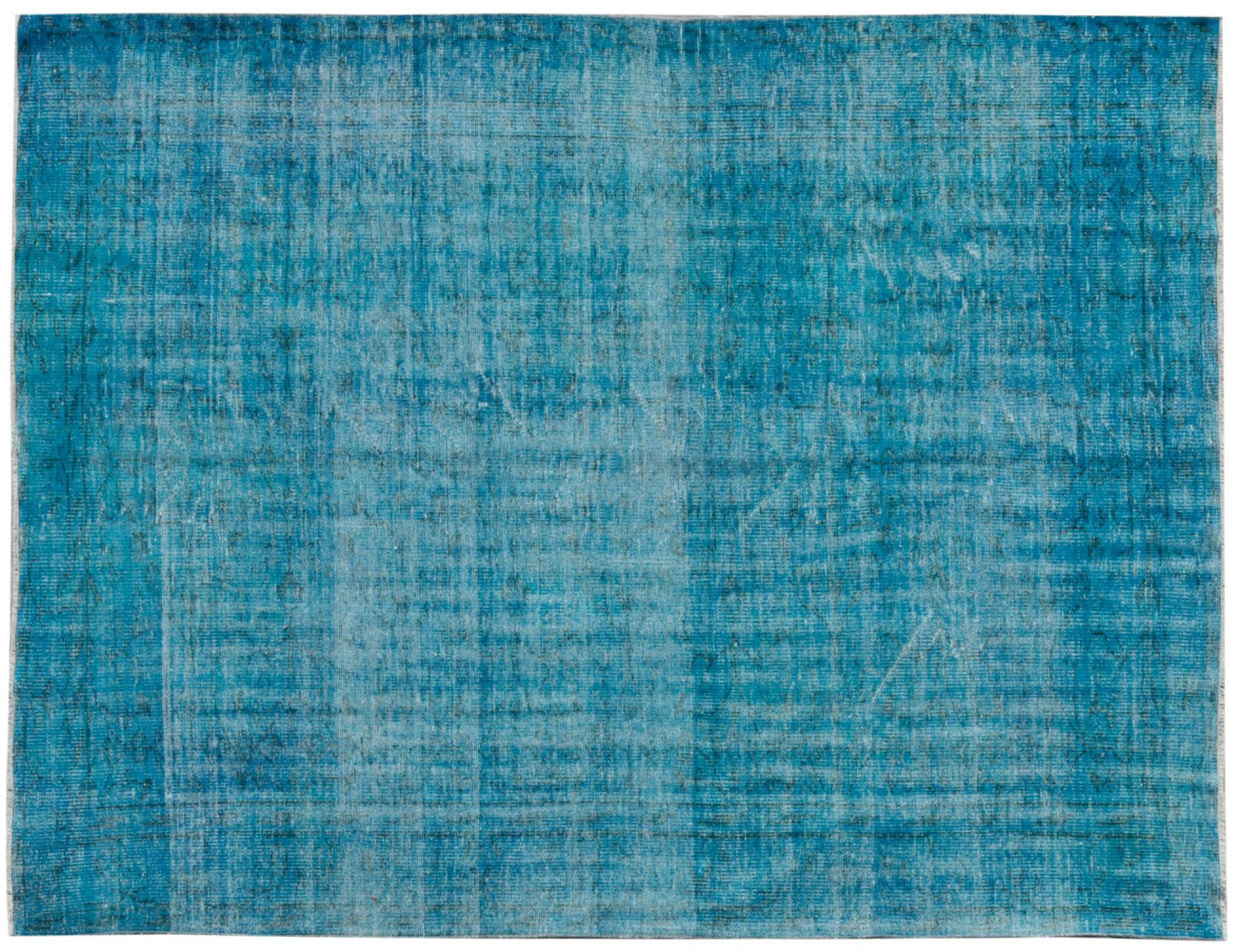 Vintage Teppich  blau <br/>263 x 200 cm