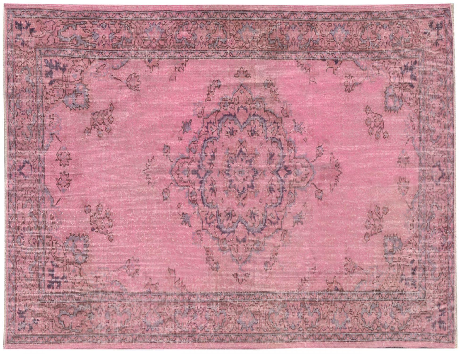 Vintage Teppich  lila <br/>249 x 150 cm