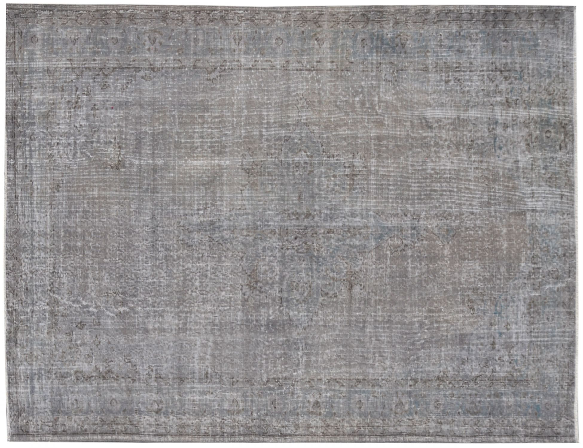 Vintage Teppich  grau <br/>259 x 162 cm