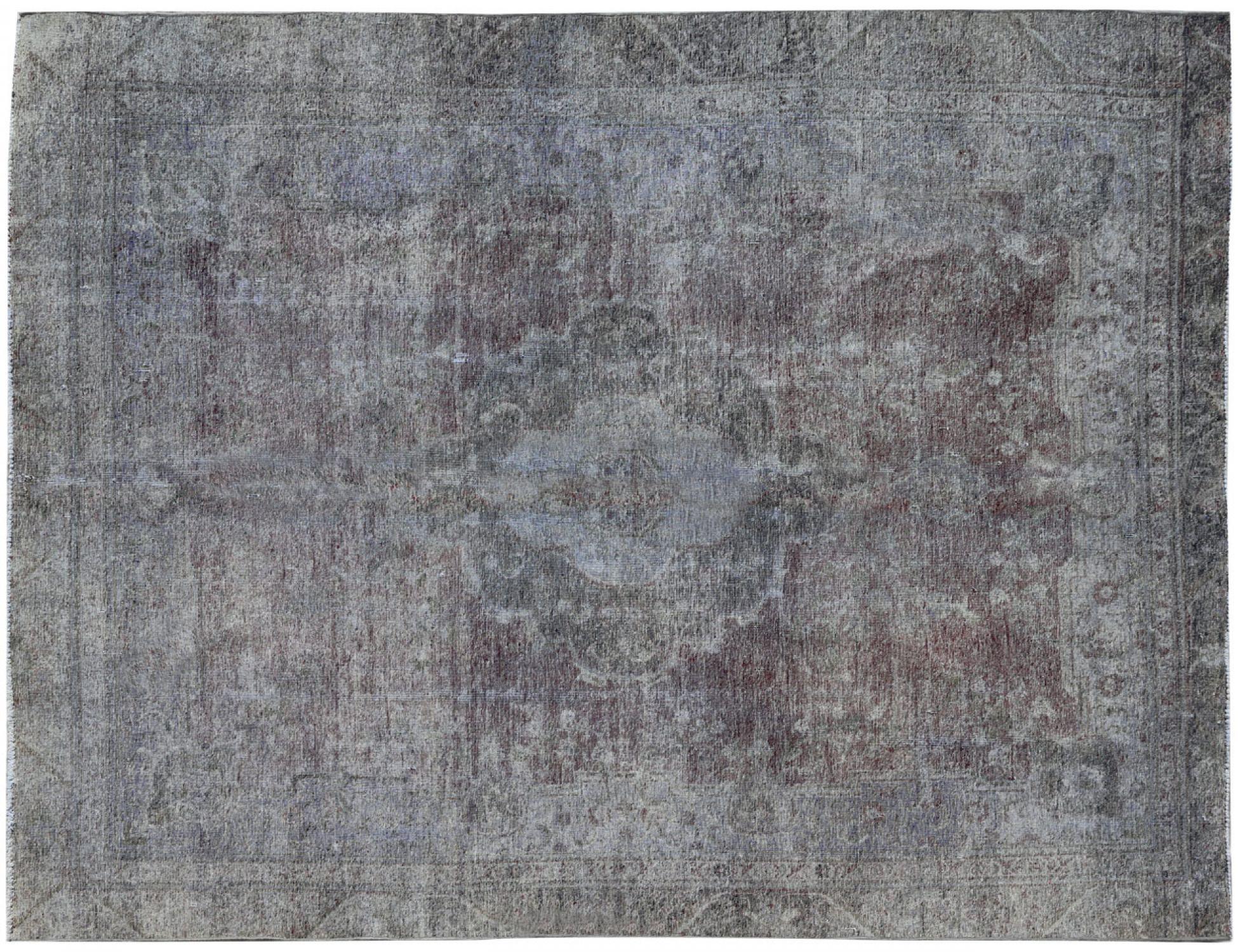 Vintage Teppich  grau <br/>342 x 260 cm