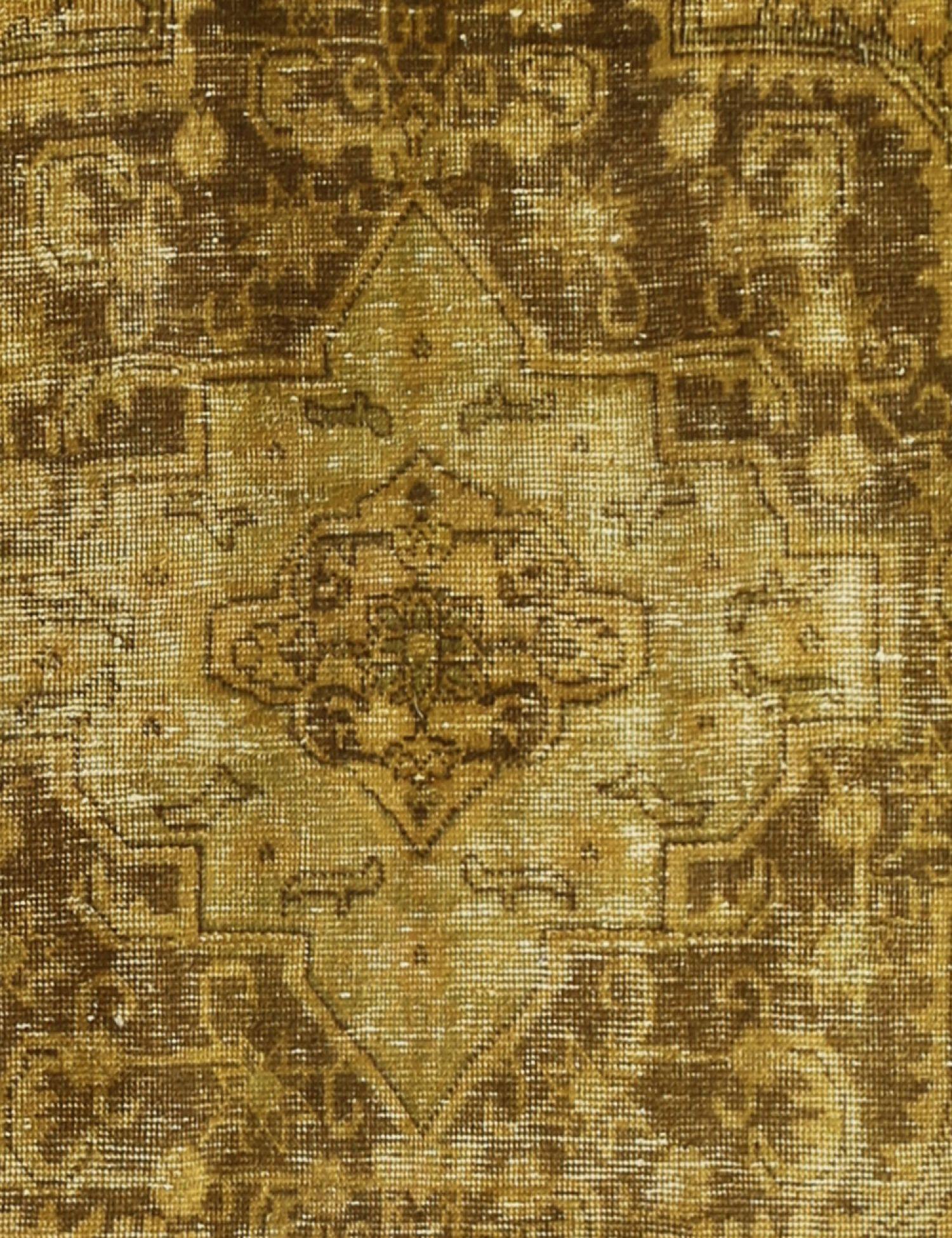 Tappeto Vintage  giallo <br/>358 x 257 cm