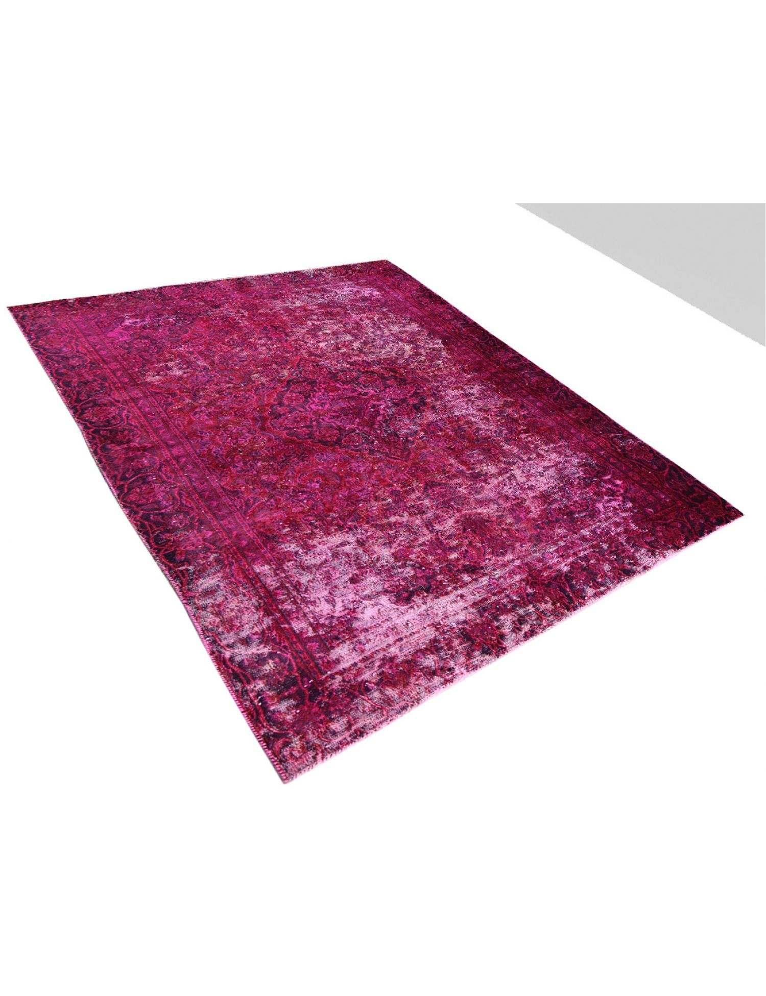 Vintage Carpet  purple <br/>257 x 162 cm