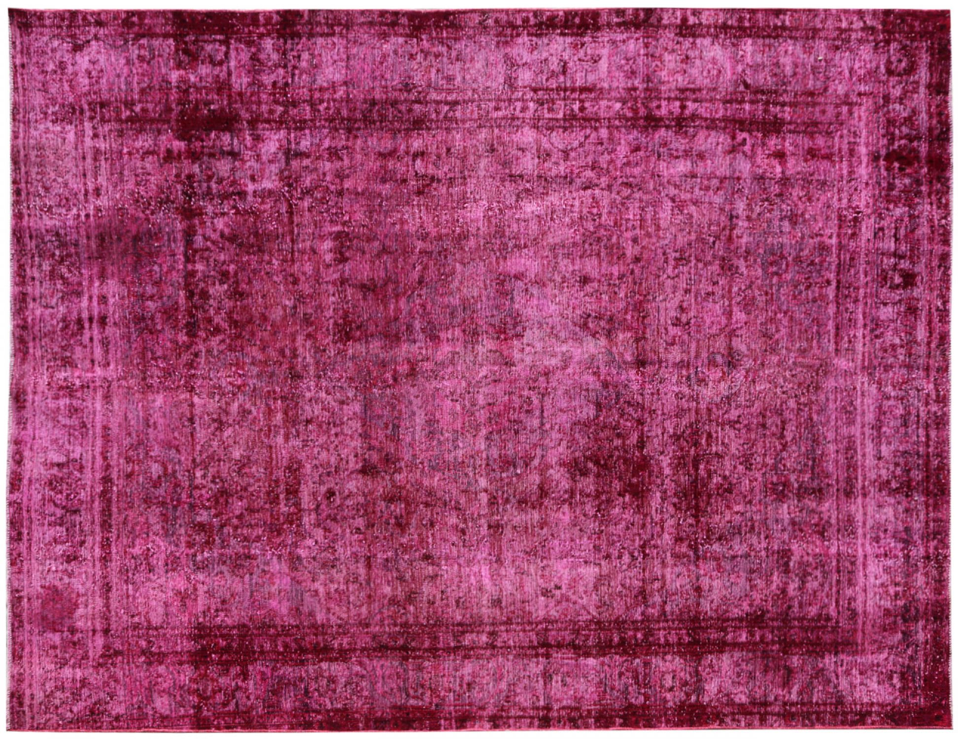 Vintage Carpet  purple <br/>370 x 270 cm