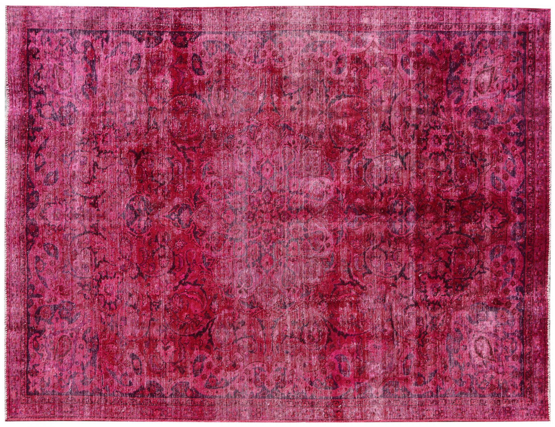 Vintage Tapis  violet <br/>300 x 220 cm