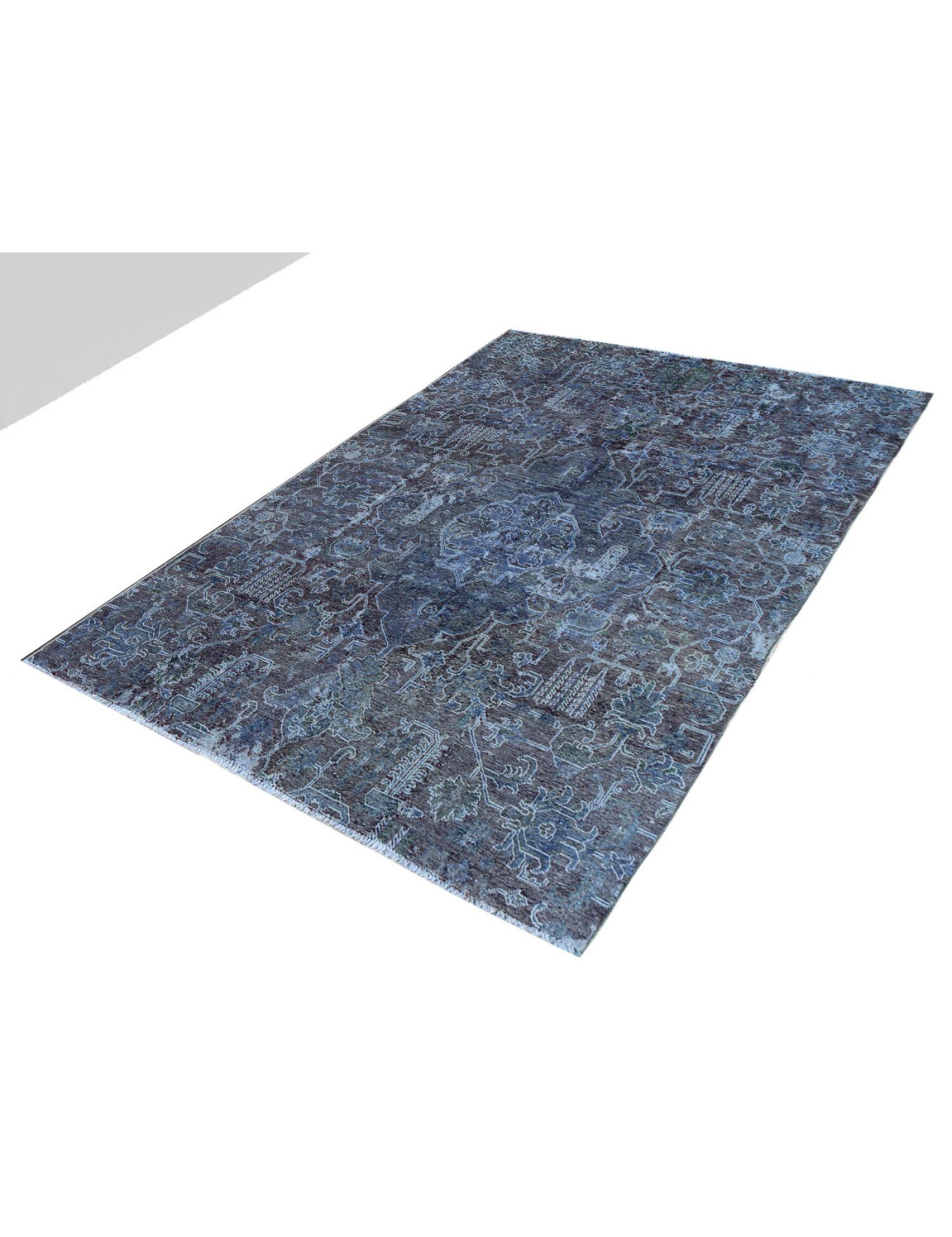 Tappeto Vintage  blu <br/>262 x 207 cm