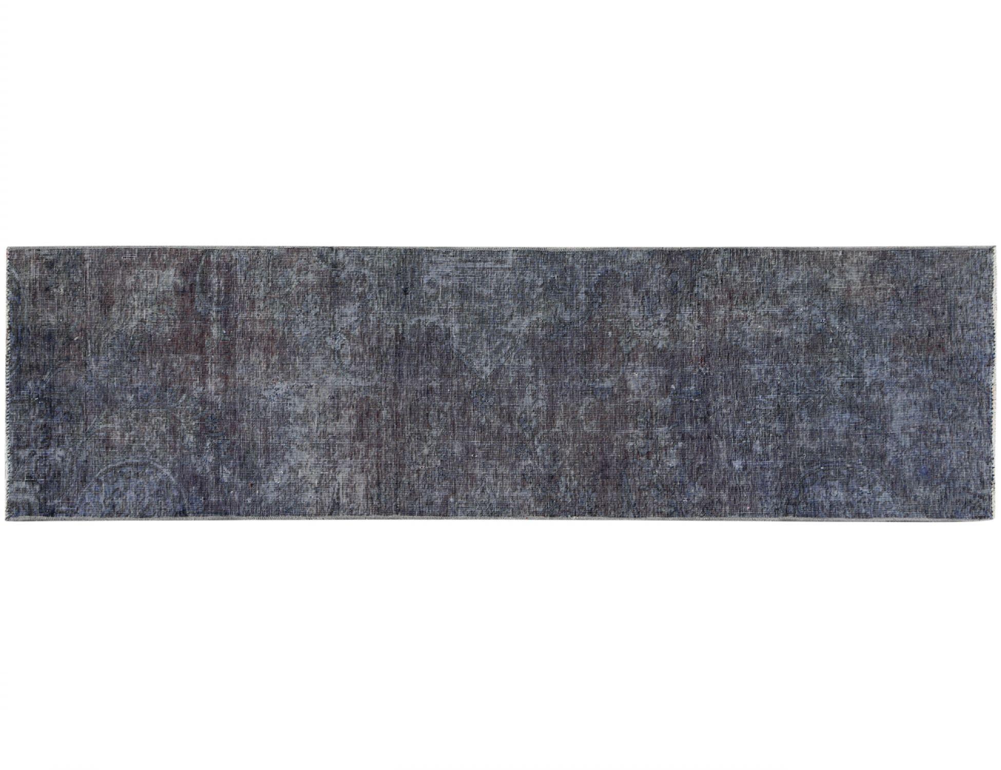Tappeto Vintage  grigio <br/>283 x 66 cm
