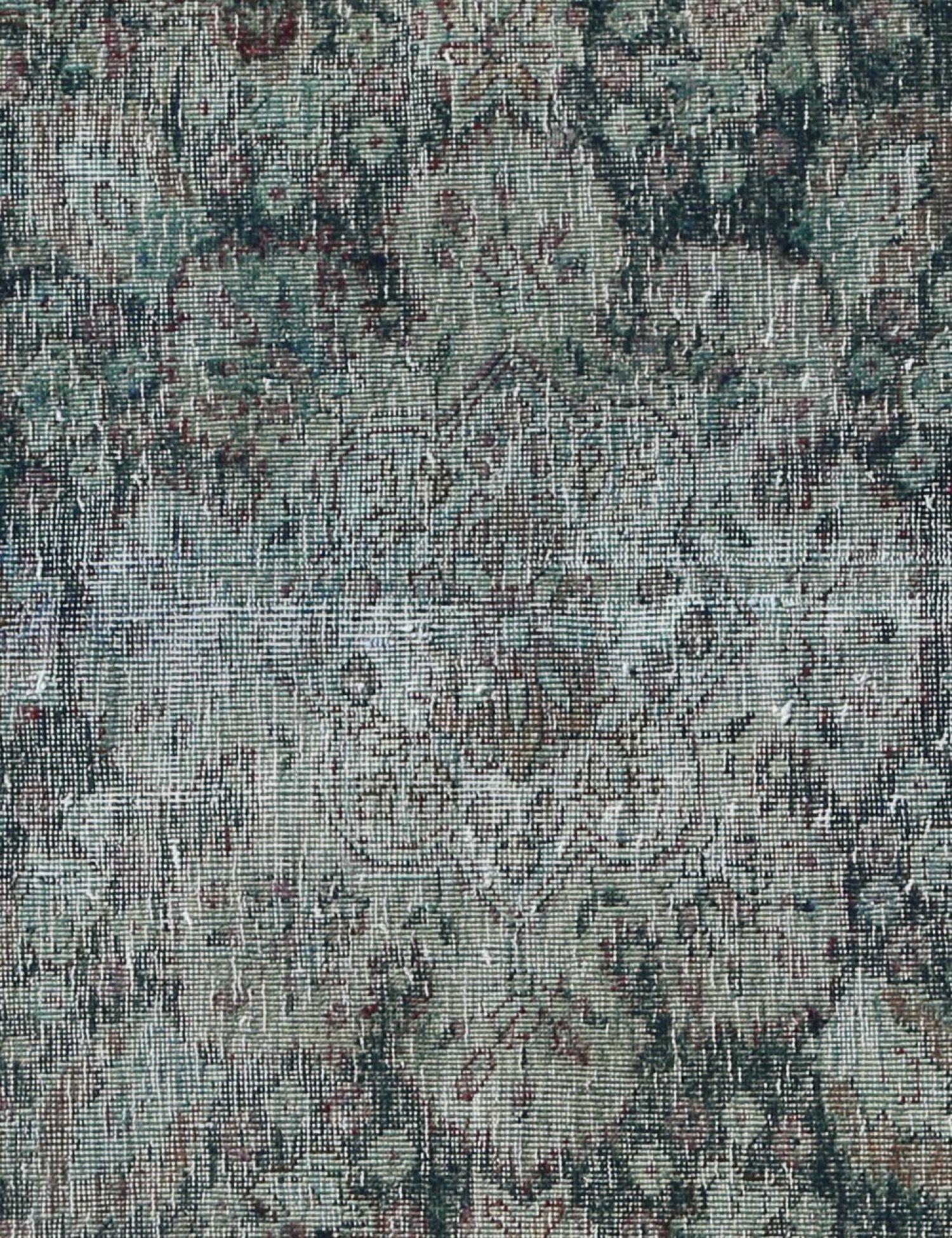 Vintage Teppich rund  grau <br/>186 x 186 cm