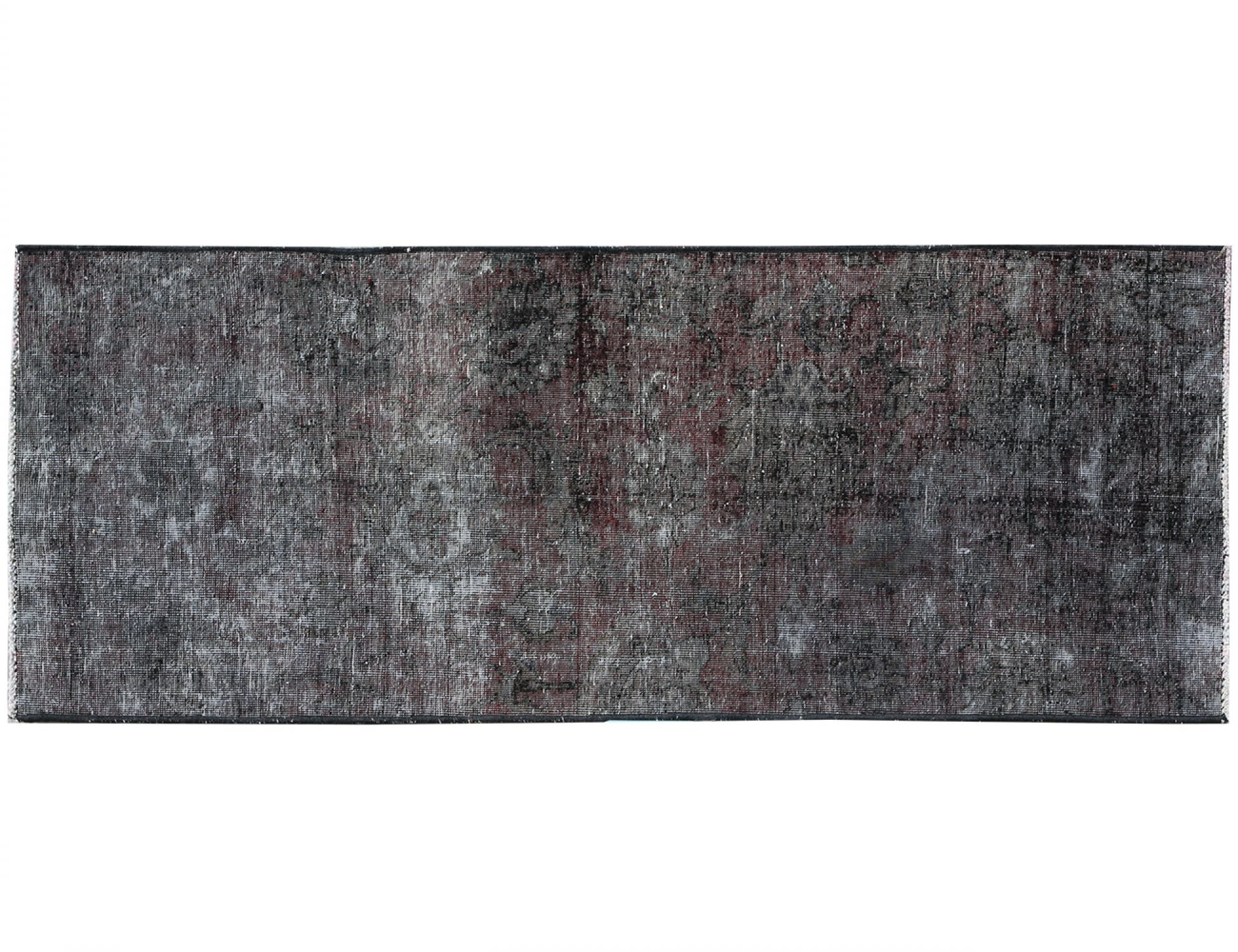 Vintage Teppich  grau <br/>192 x 75 cm