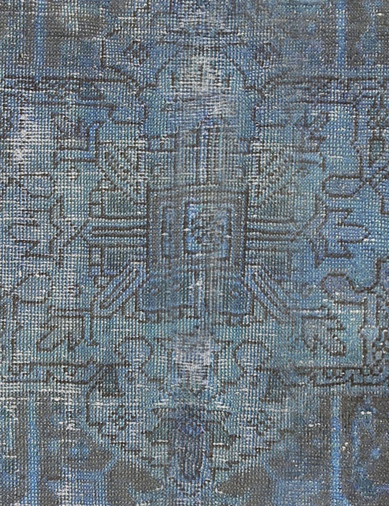 Tappeto Vintage  blu <br/>298 x 195 cm