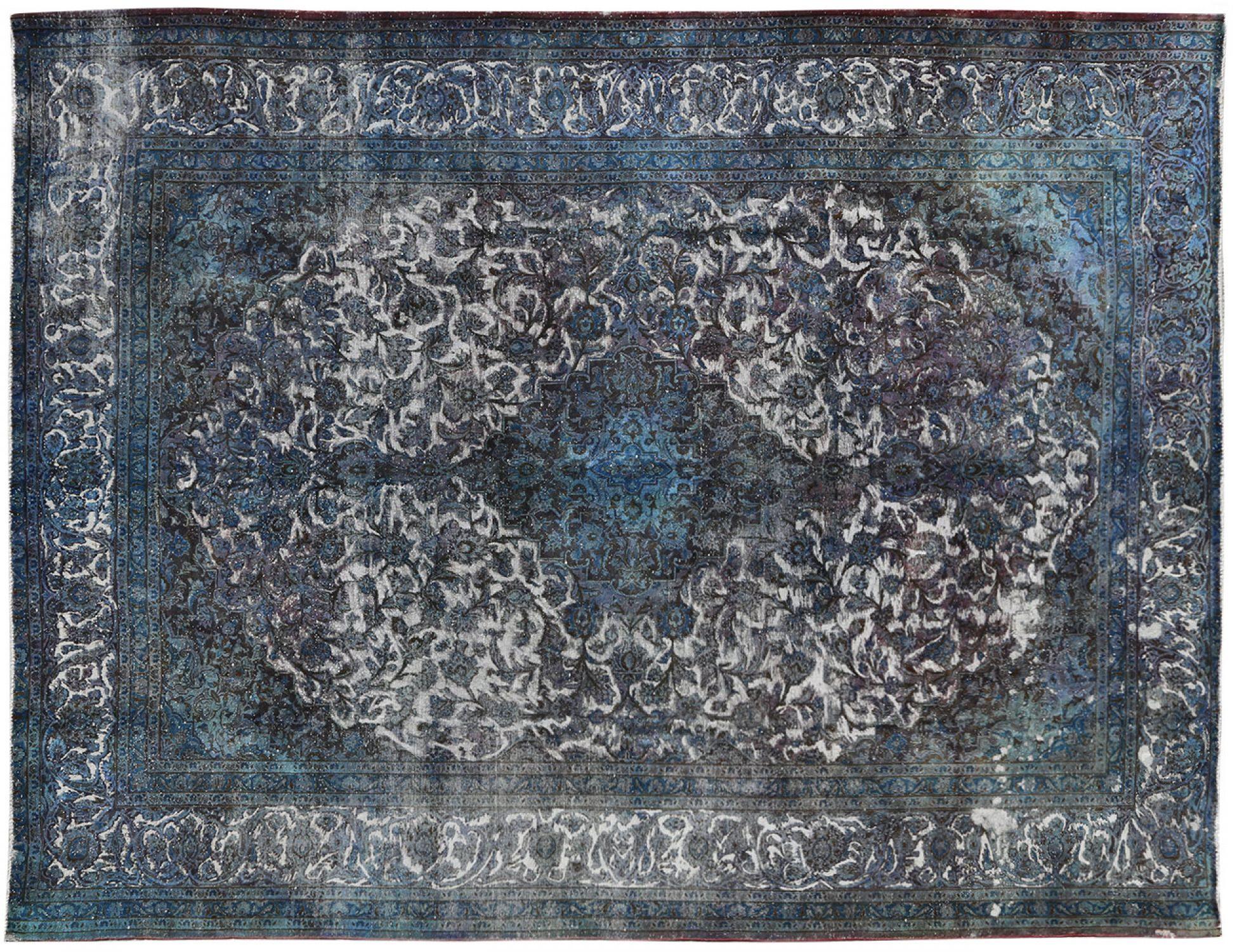 Tappeto Vintage  blu <br/>373 x 290 cm