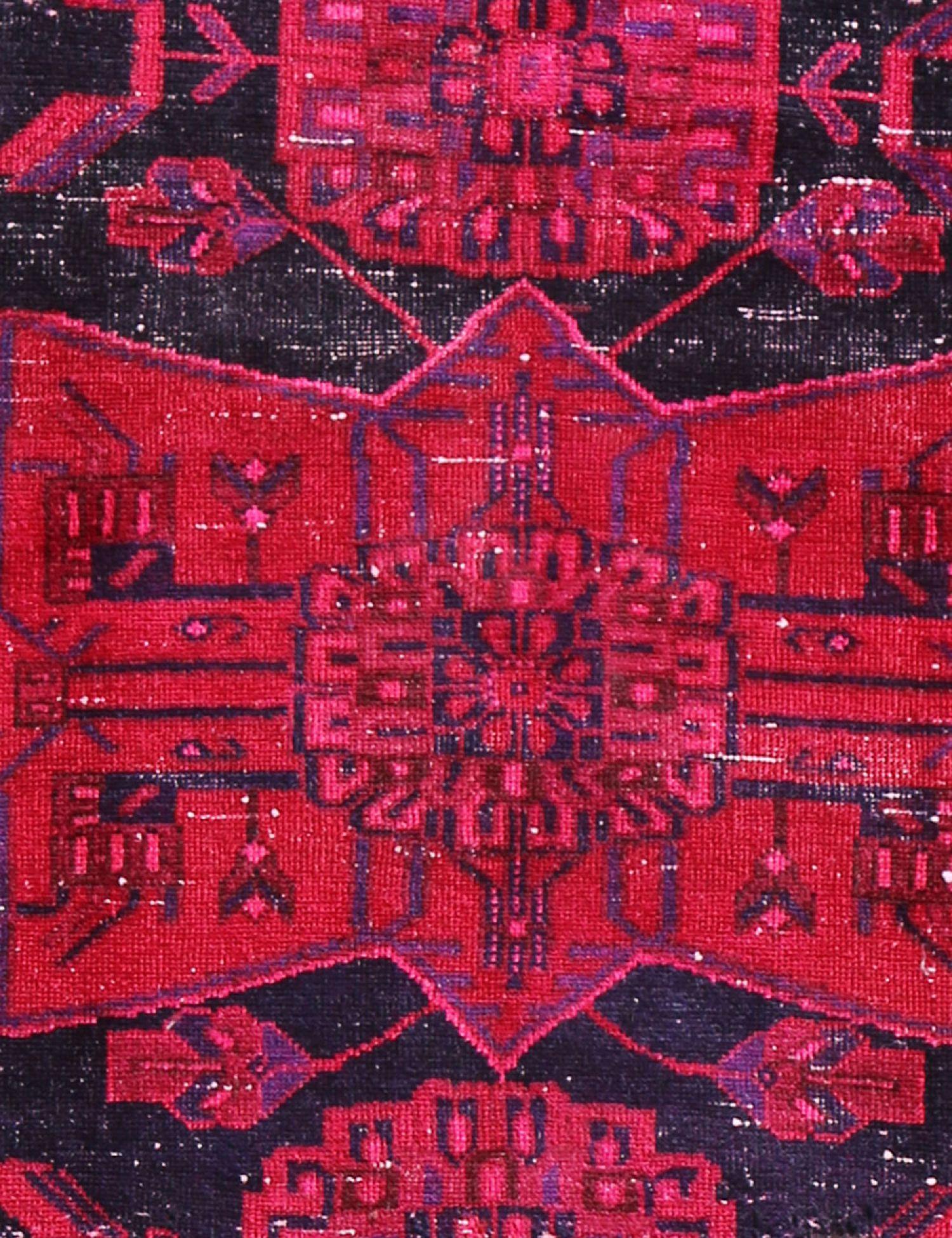 Tappeto Vintage  rosso <br/>280 x 124 cm