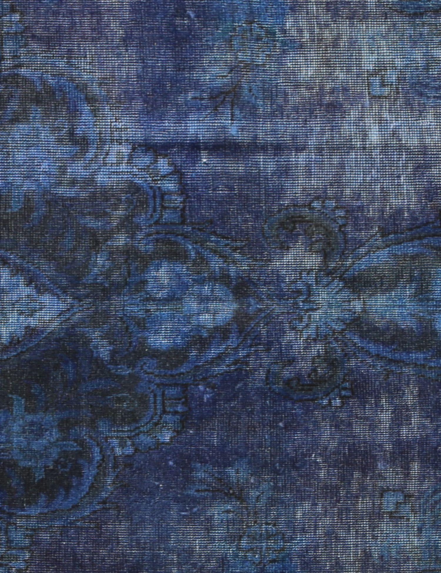 Tappeto Vintage  blu <br/>168 x 192 cm