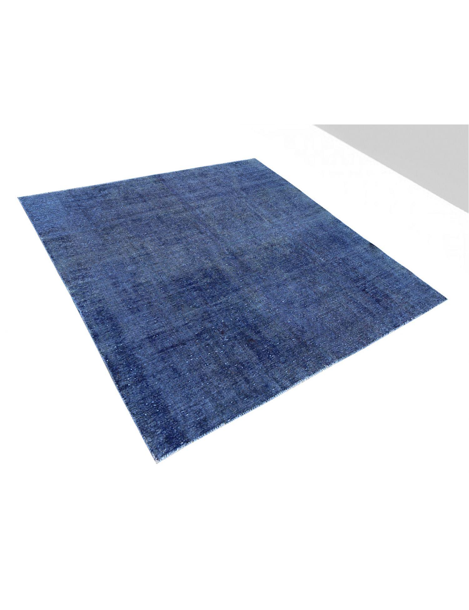 Vintage Teppich  blau <br/>228 x 246 cm