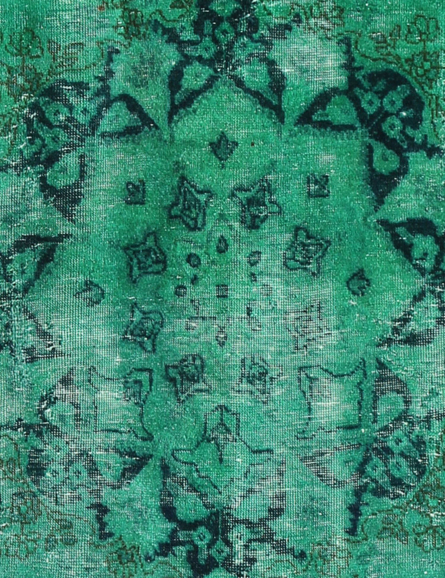 Tappeto Vintage  verde <br/>278 x 192 cm