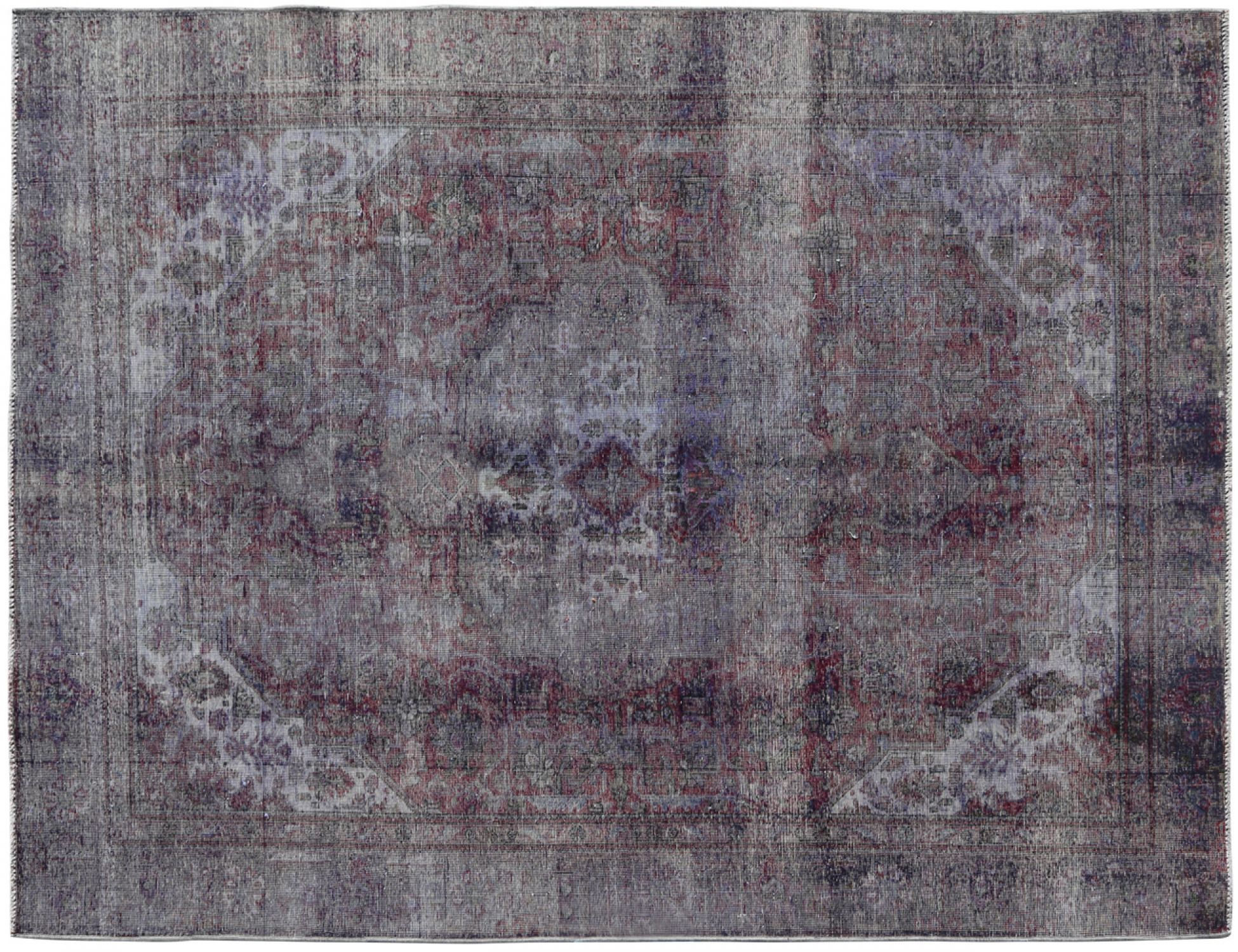 Tappeto Vintage  blu <br/>323 x 228 cm