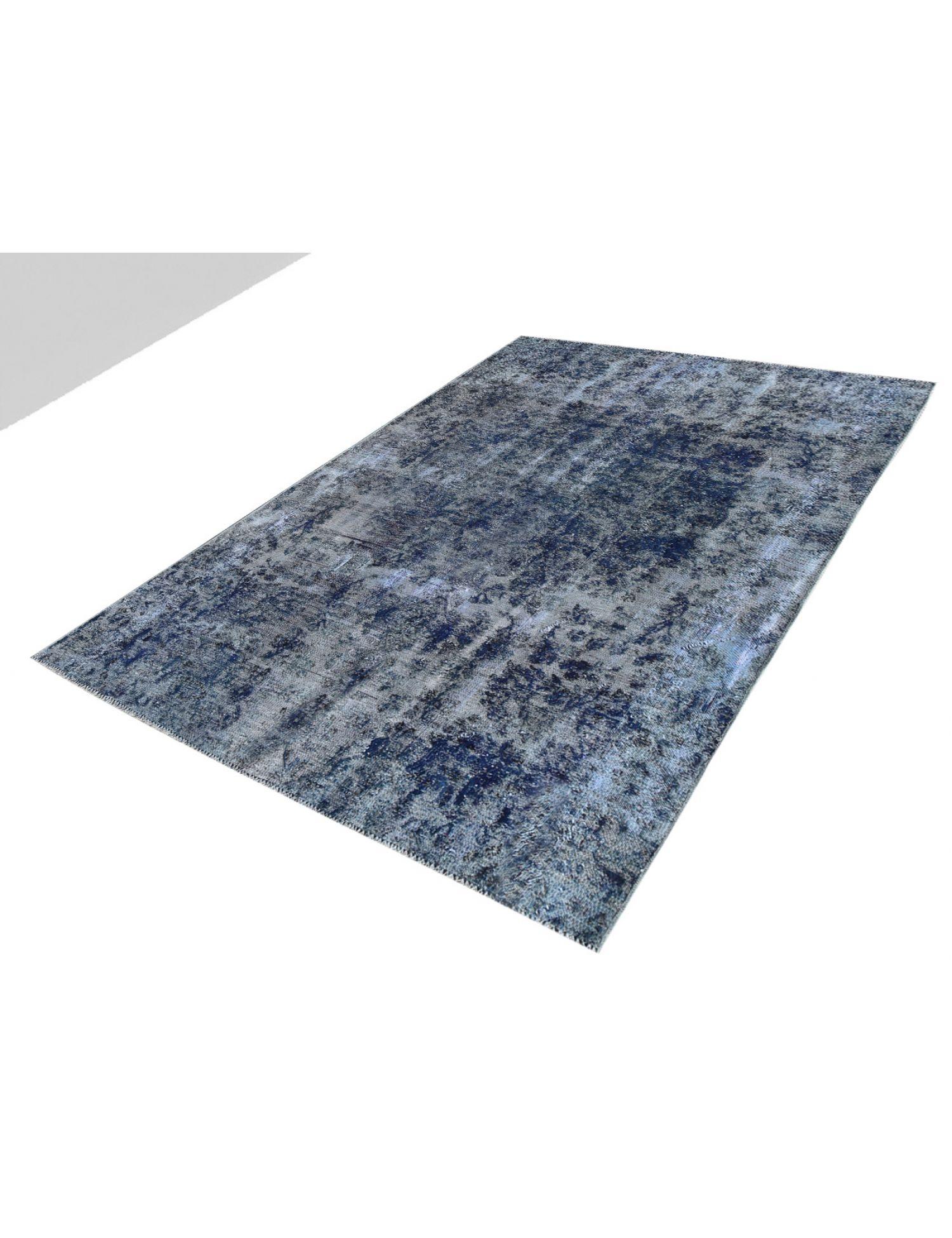 Tappeto Vintage  blu <br/>257 x 175 cm