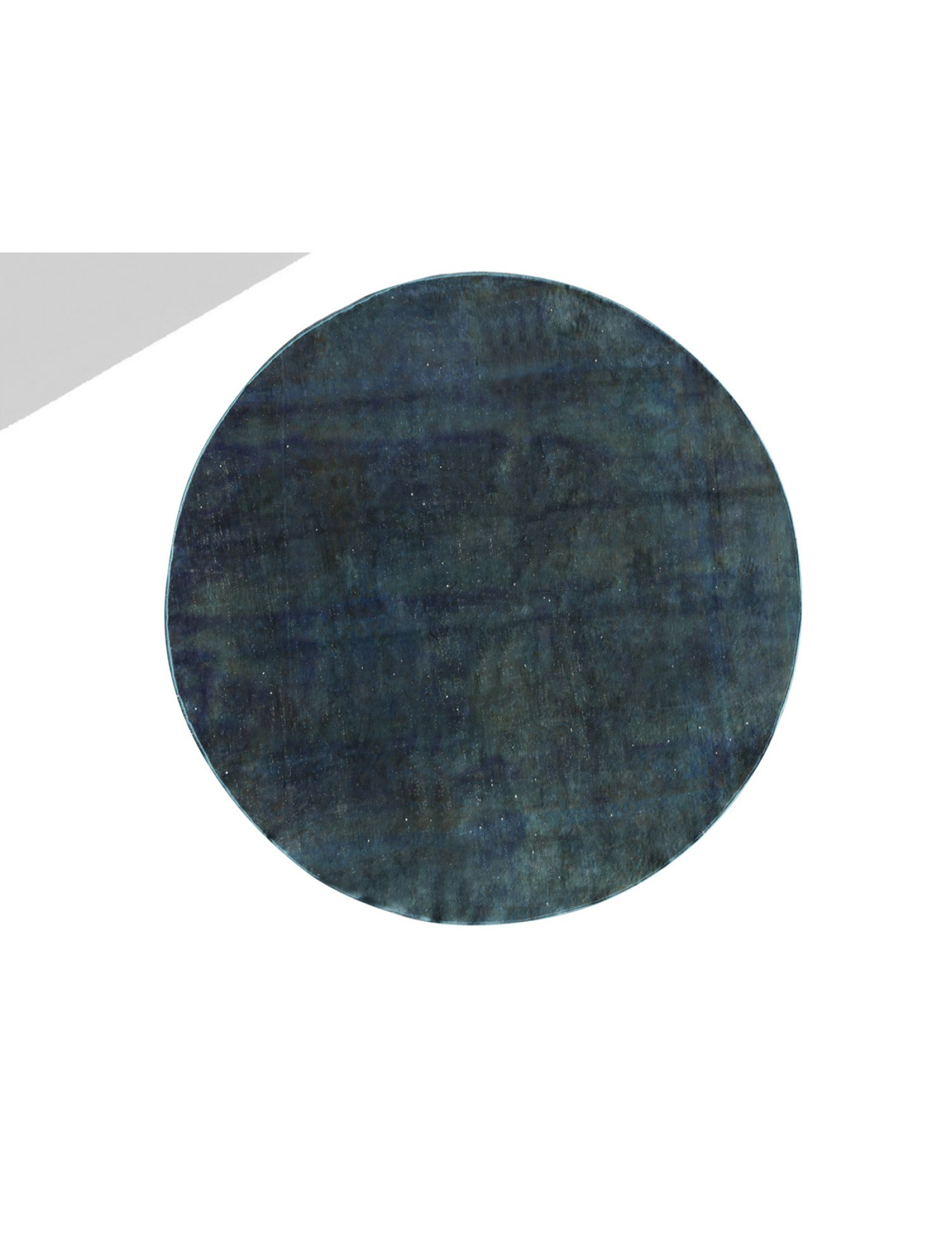Tappeto Vintage  blu <br/>237 x 237 cm