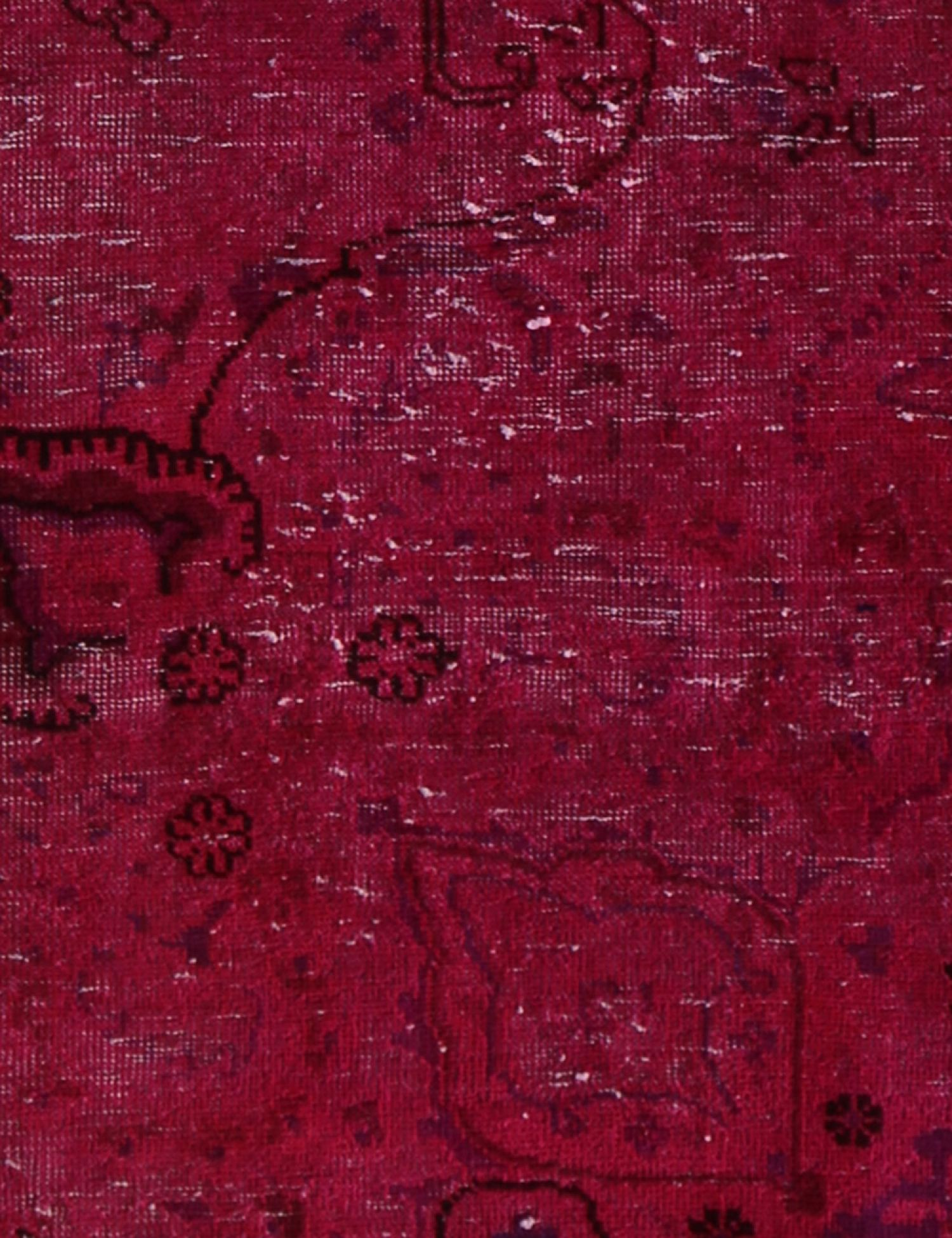 Tappeto Vintage  rosso <br/>284 x 55 cm