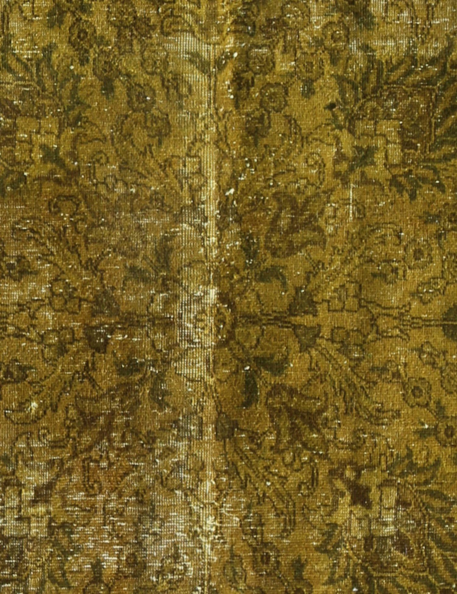 Tappeto Vintage  giallo <br/>224 x 184 cm