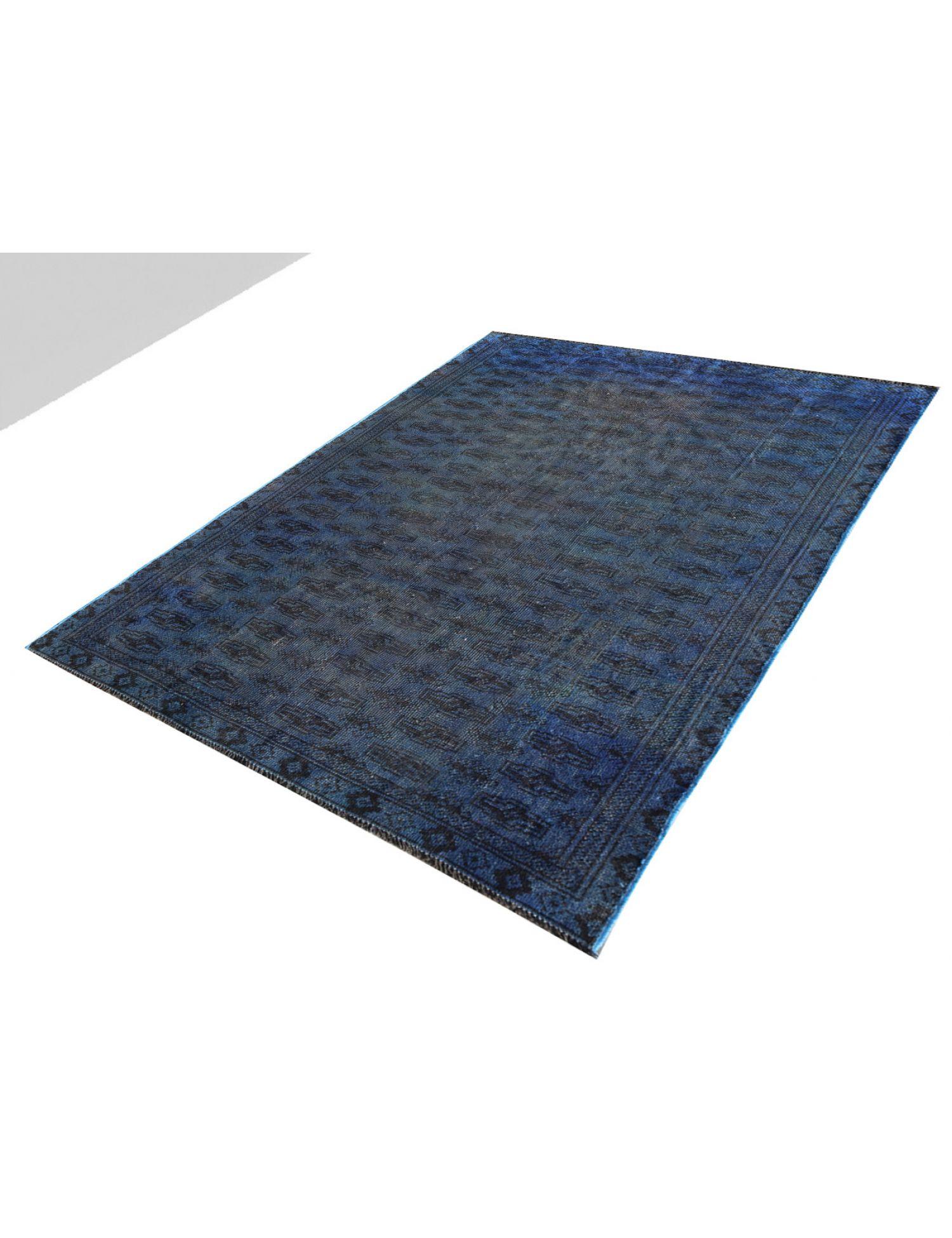 Tappeto Vintage  blu <br/>275 x 163 cm