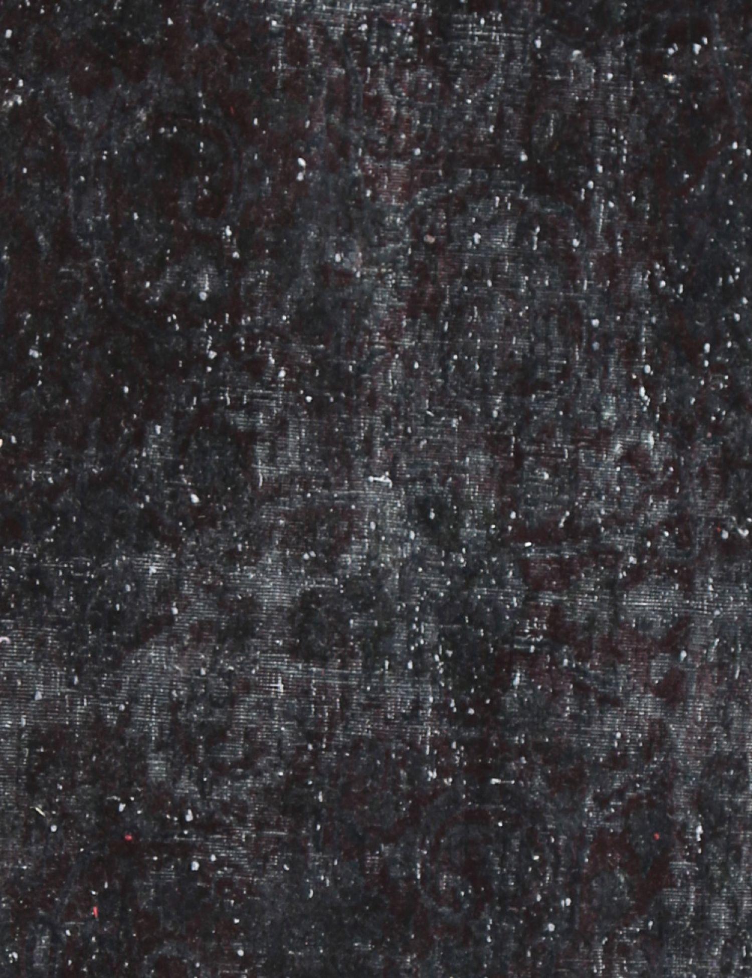 Tappeto Vintage  nero <br/>214 x 214 cm