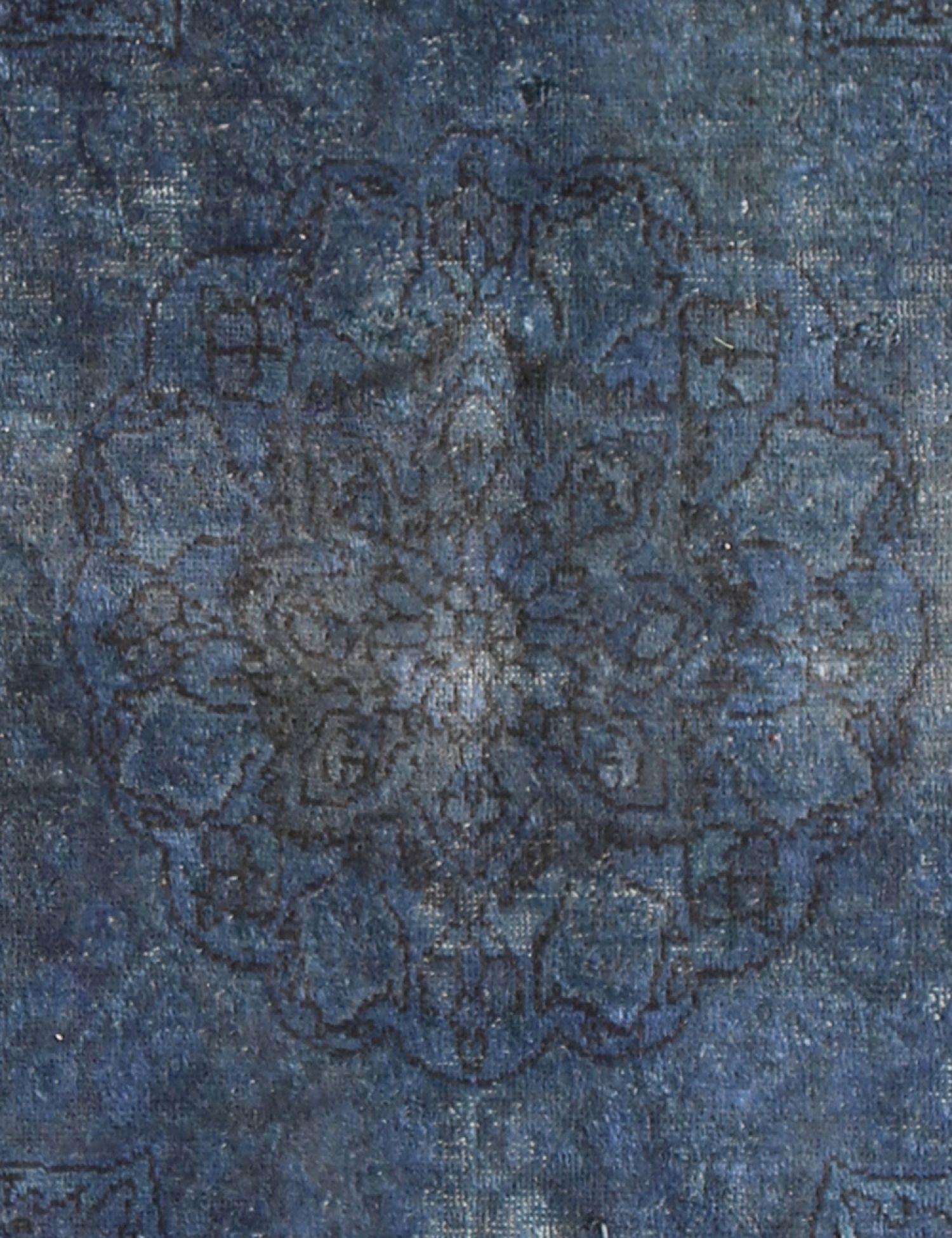 Tappeto Vintage  blu <br/>251 x 144 cm