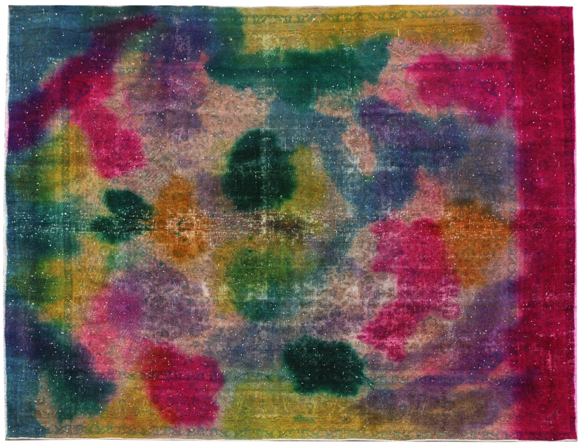 Tappeto Vintage  giallo <br/>365 x 285 cm