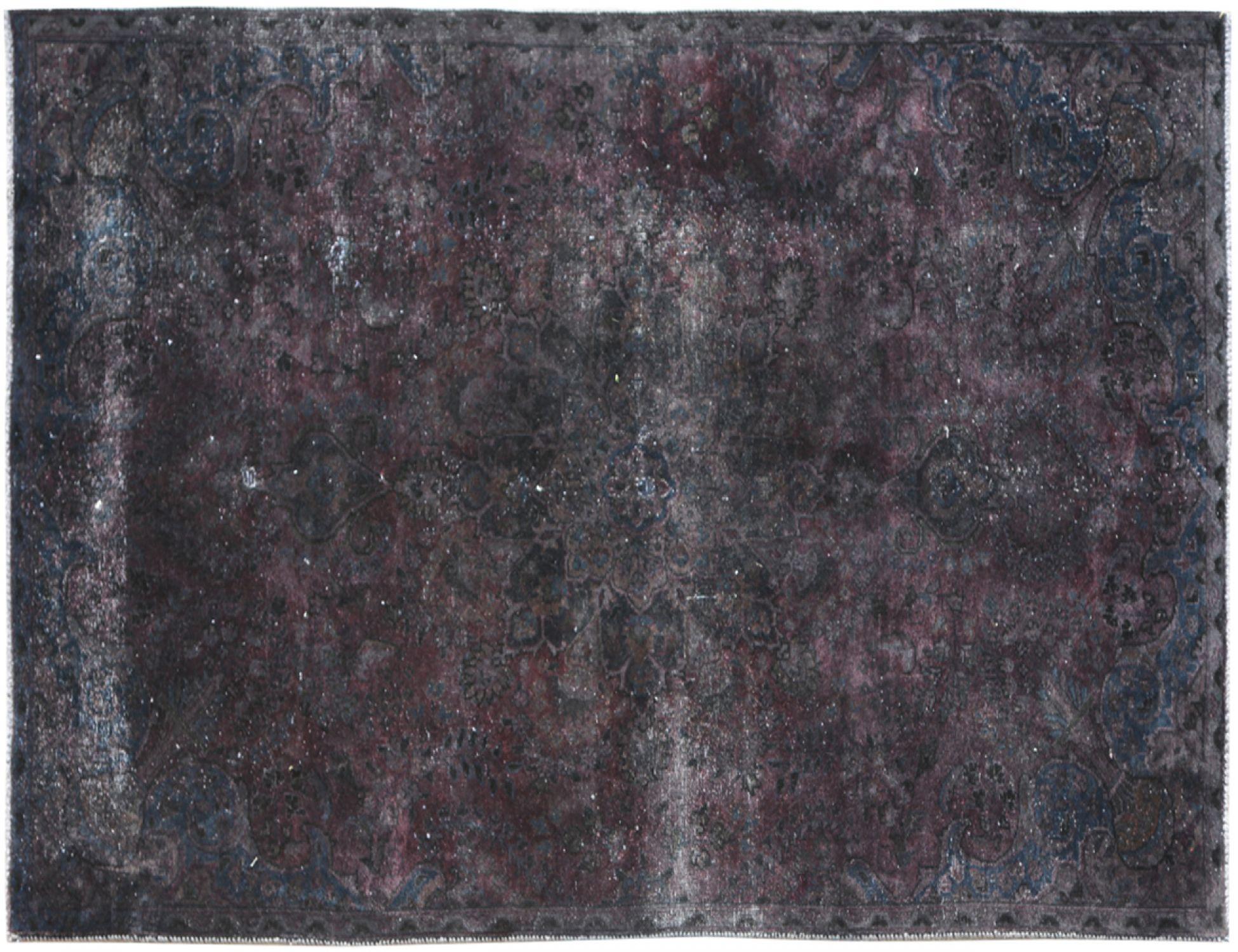 Tappeto Vintage  nero <br/>218 x 125 cm