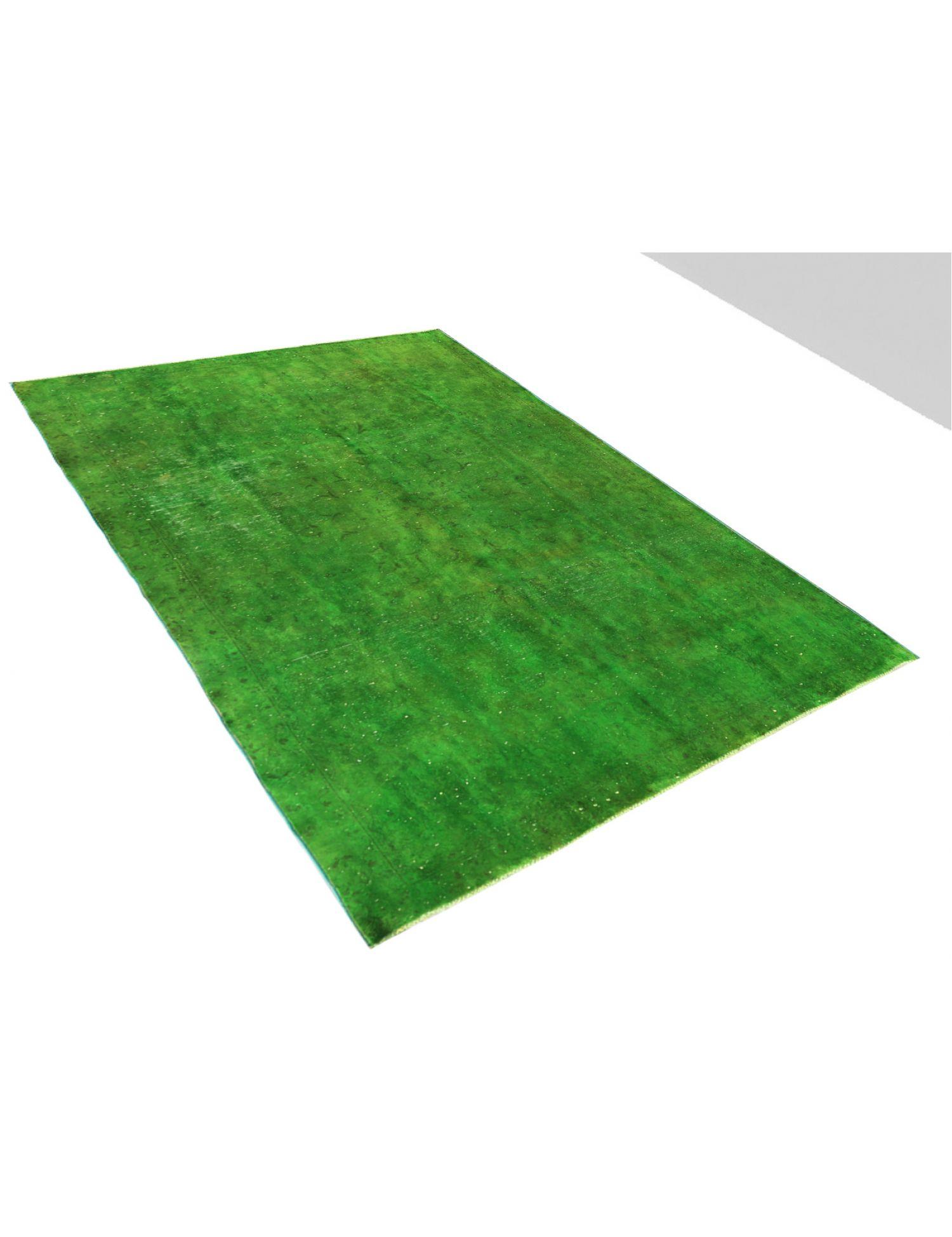 Tappeto Vintage  verde <br/>322 x 231 cm
