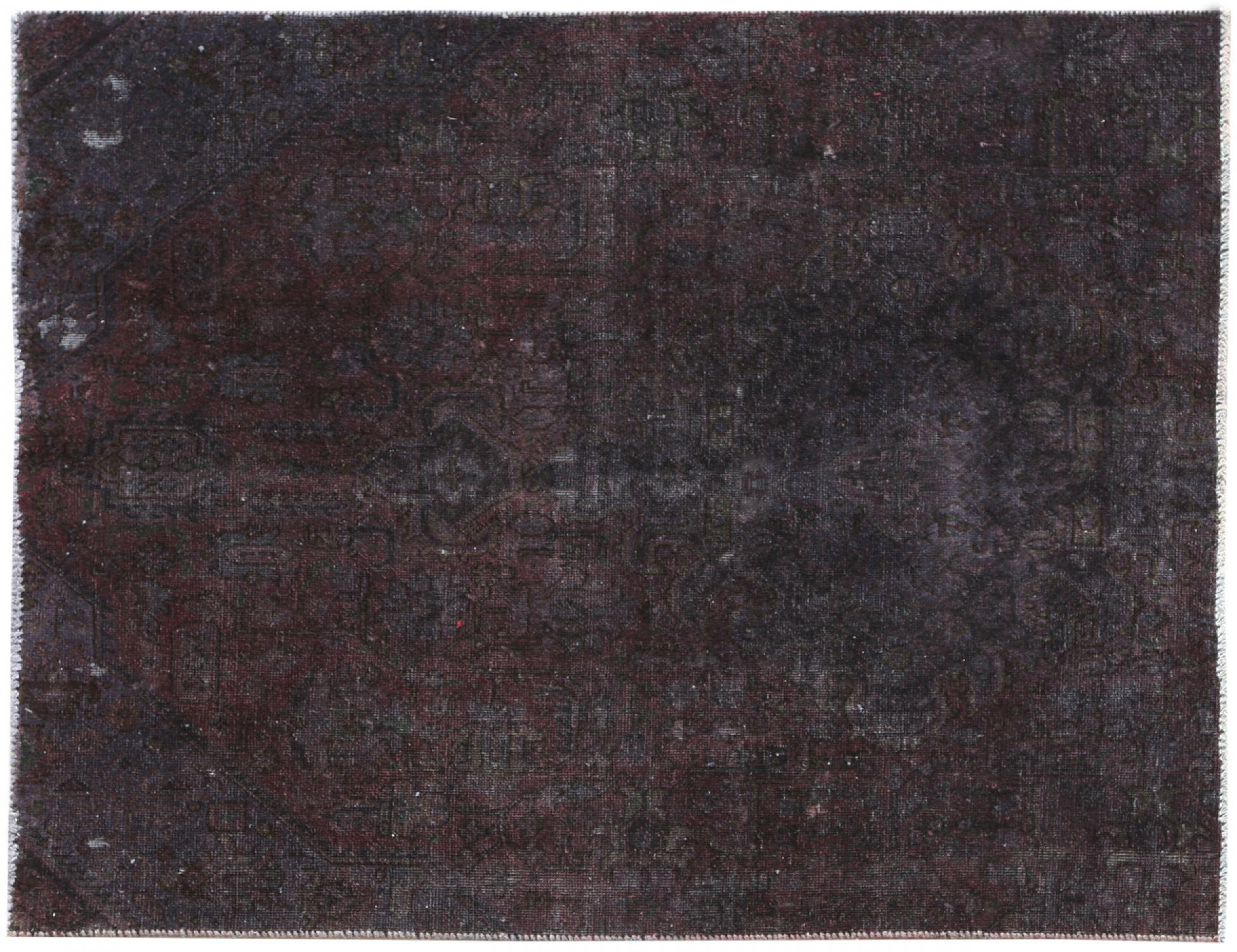 Tappeto Vintage  marrone <br/>150 x 127 cm