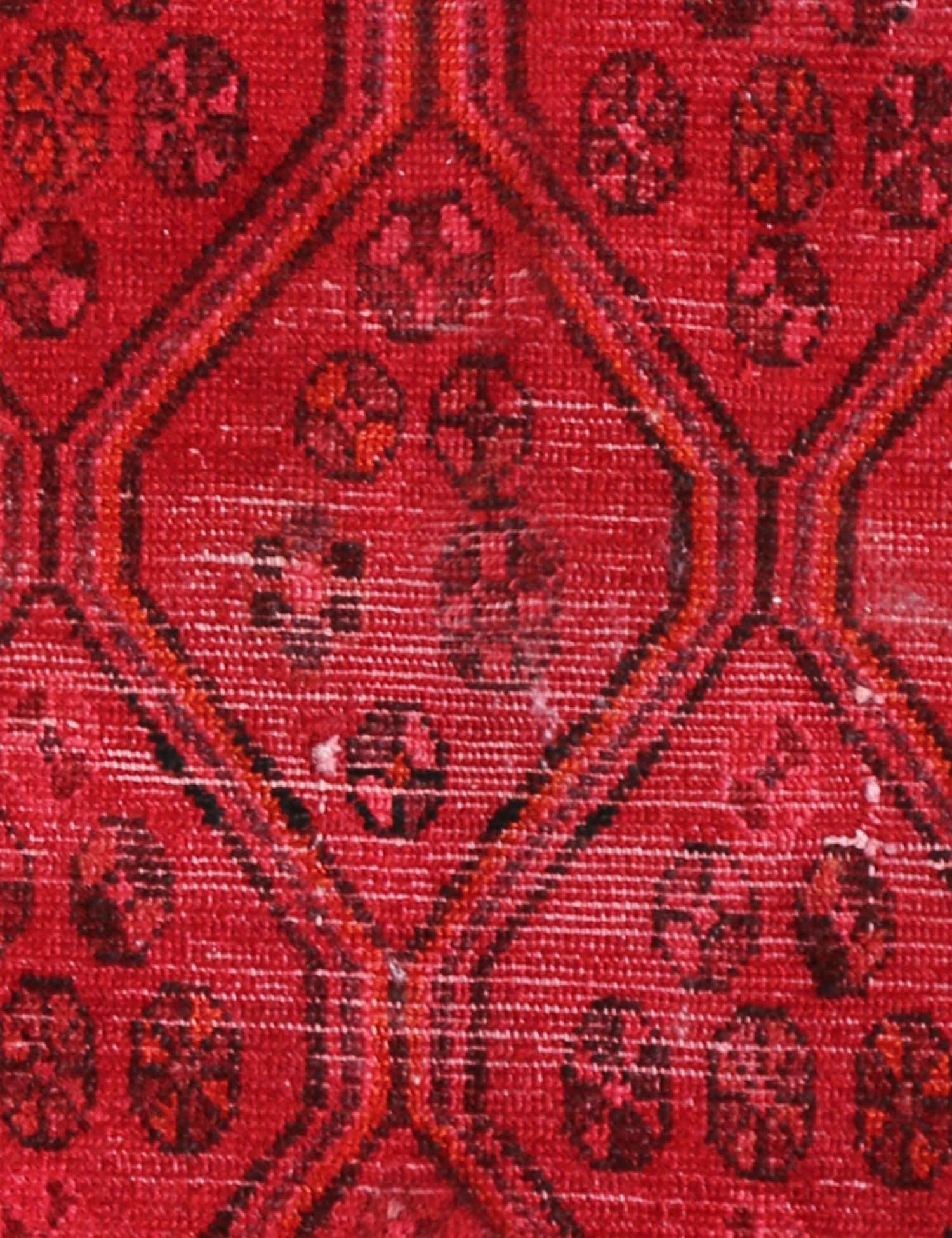Tappeto Vintage  rosso <br/>90 x 77 cm