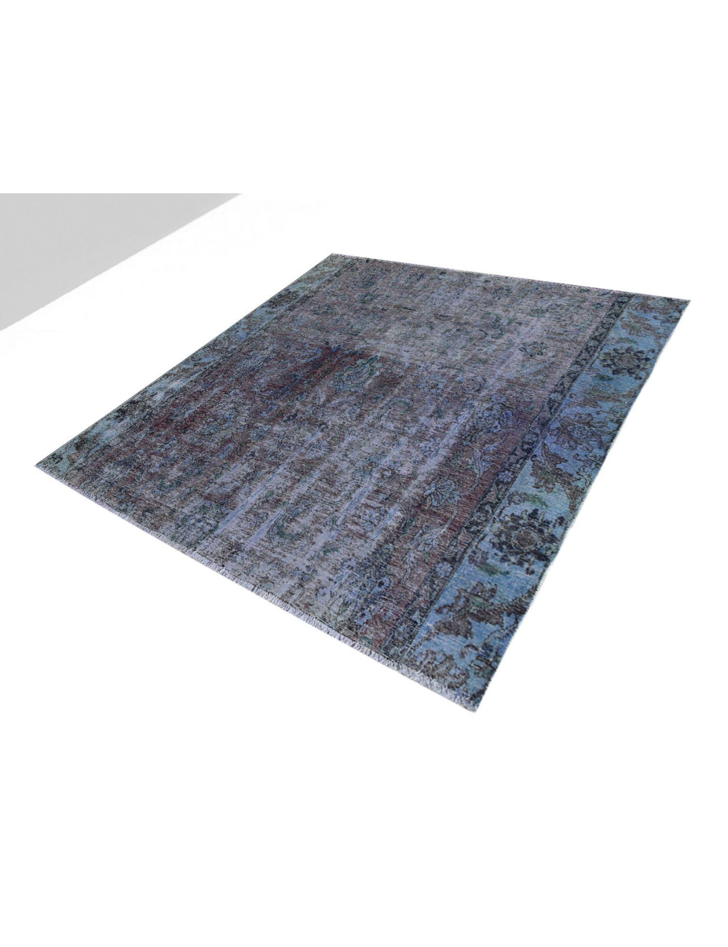 Tappeto Vintage  blu <br/>174 x 200 cm