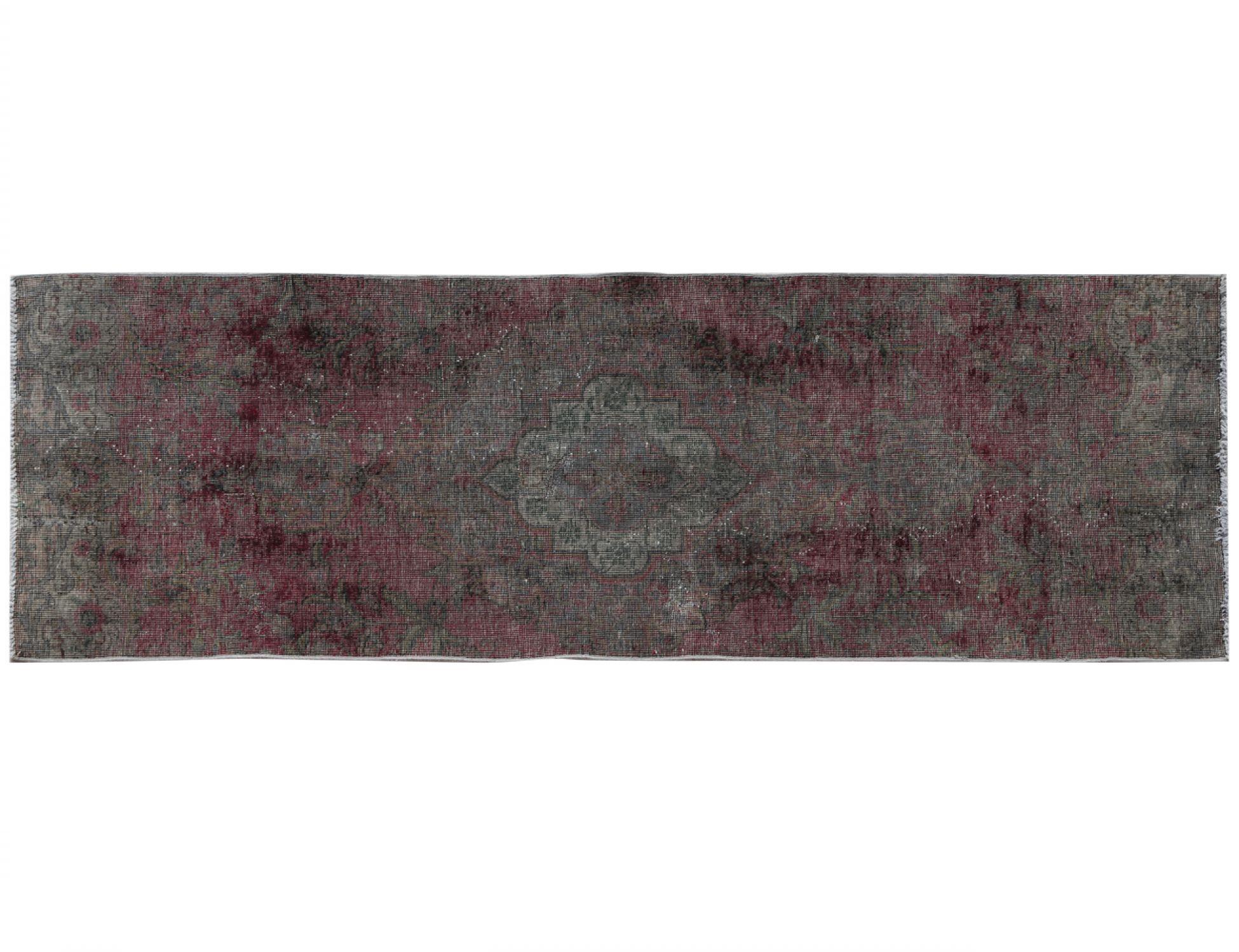 Tappeto Vintage  grigio <br/>285 x 94 cm