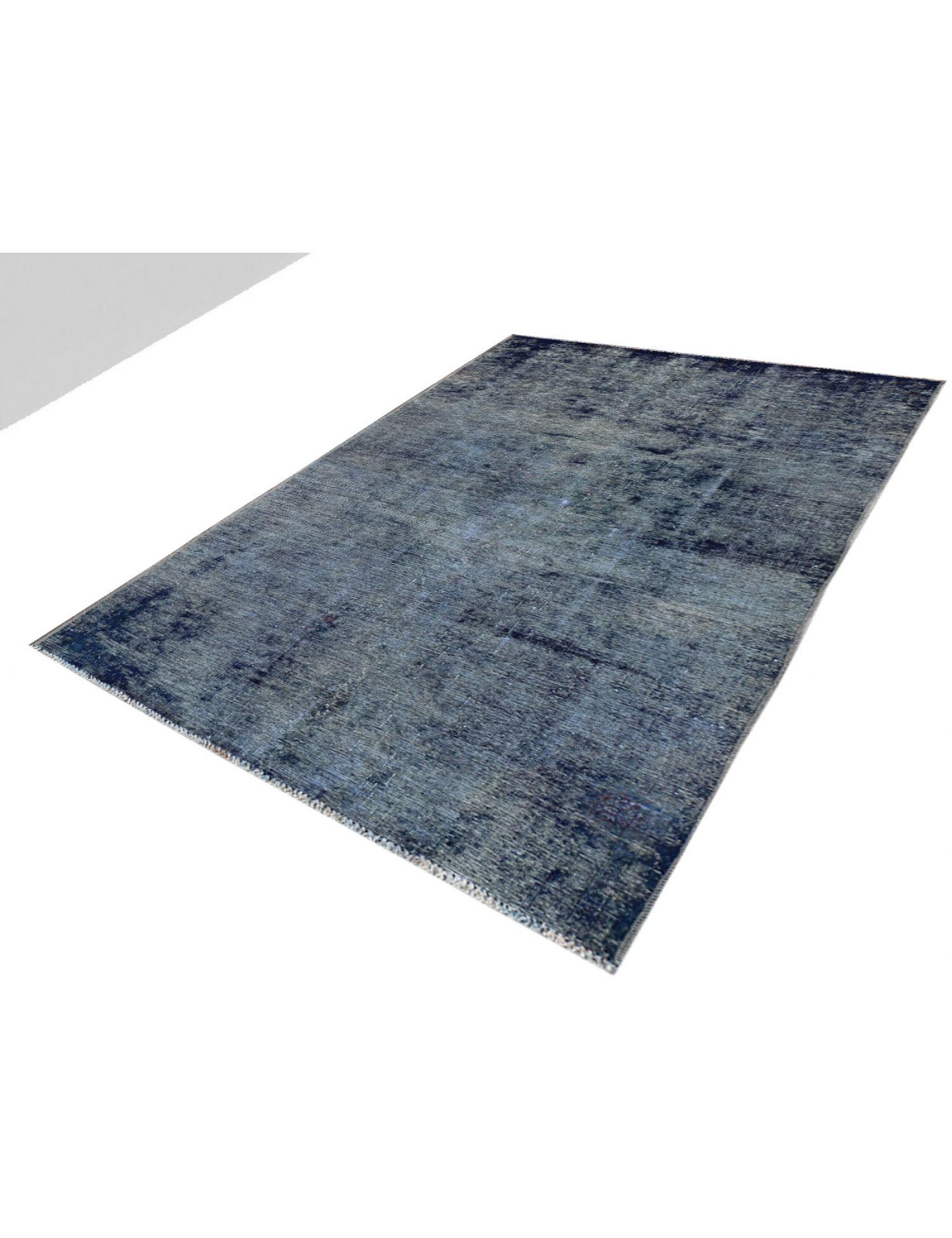 Tappeto Vintage  blu <br/>191 x 112 cm