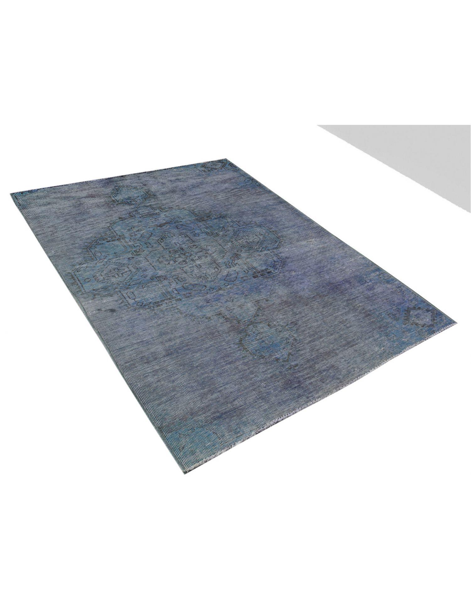 Tappeto Vintage  blu <br/>200 x 117 cm