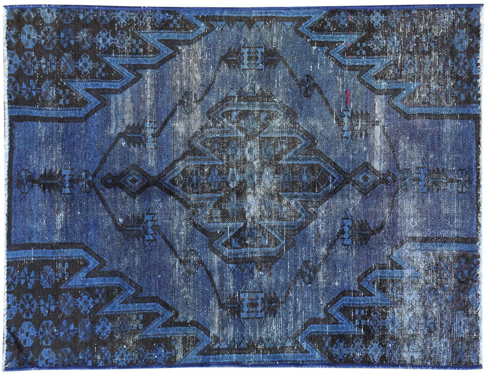 Tappeto Vintage  blu <br/>167 x 95 cm